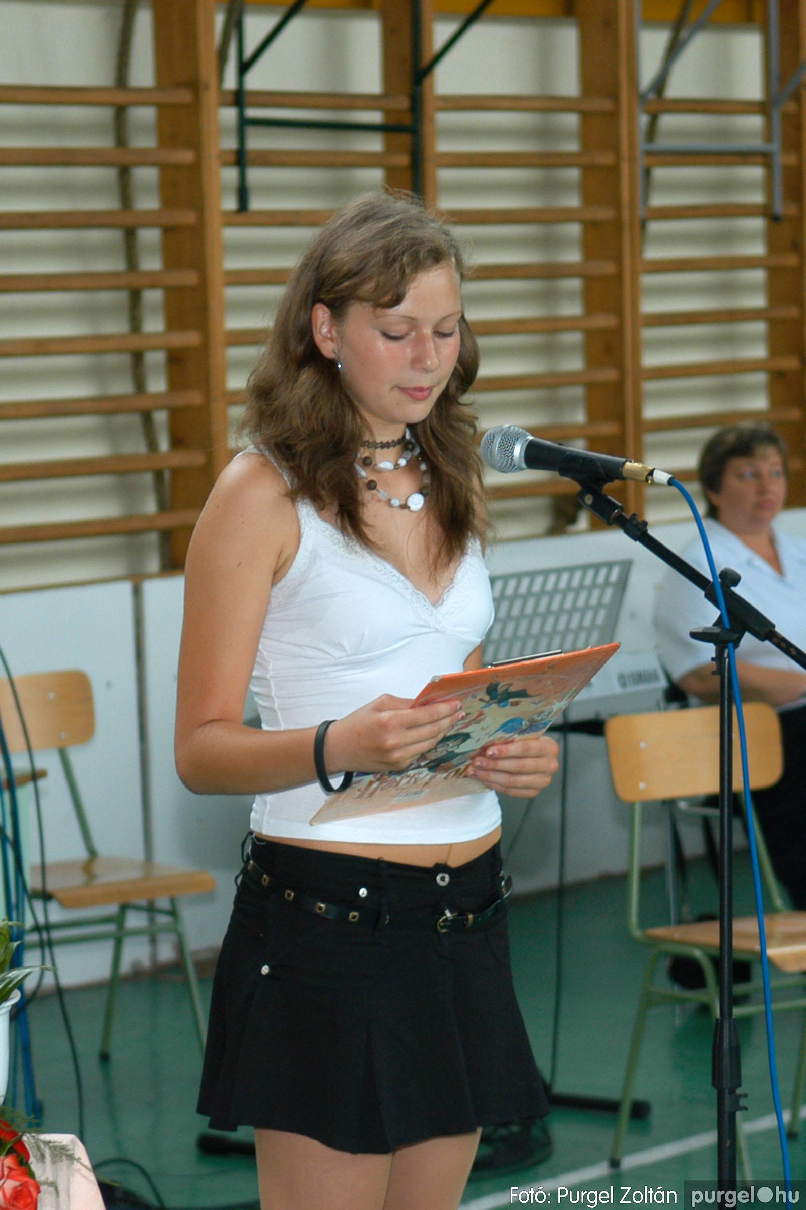 2007.06.16. 044 Forray Máté Általános Iskola ballagás 2007. - Fotó:PURGEL ZOLTÁN© DSC_0087q.jpg