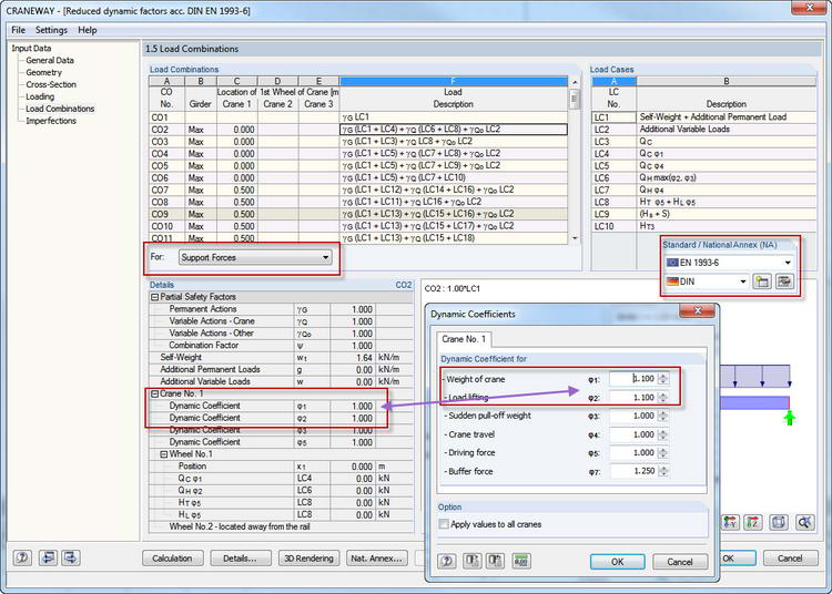 Working with Dlubal CRANEWAY 8.19.01 x64 full license