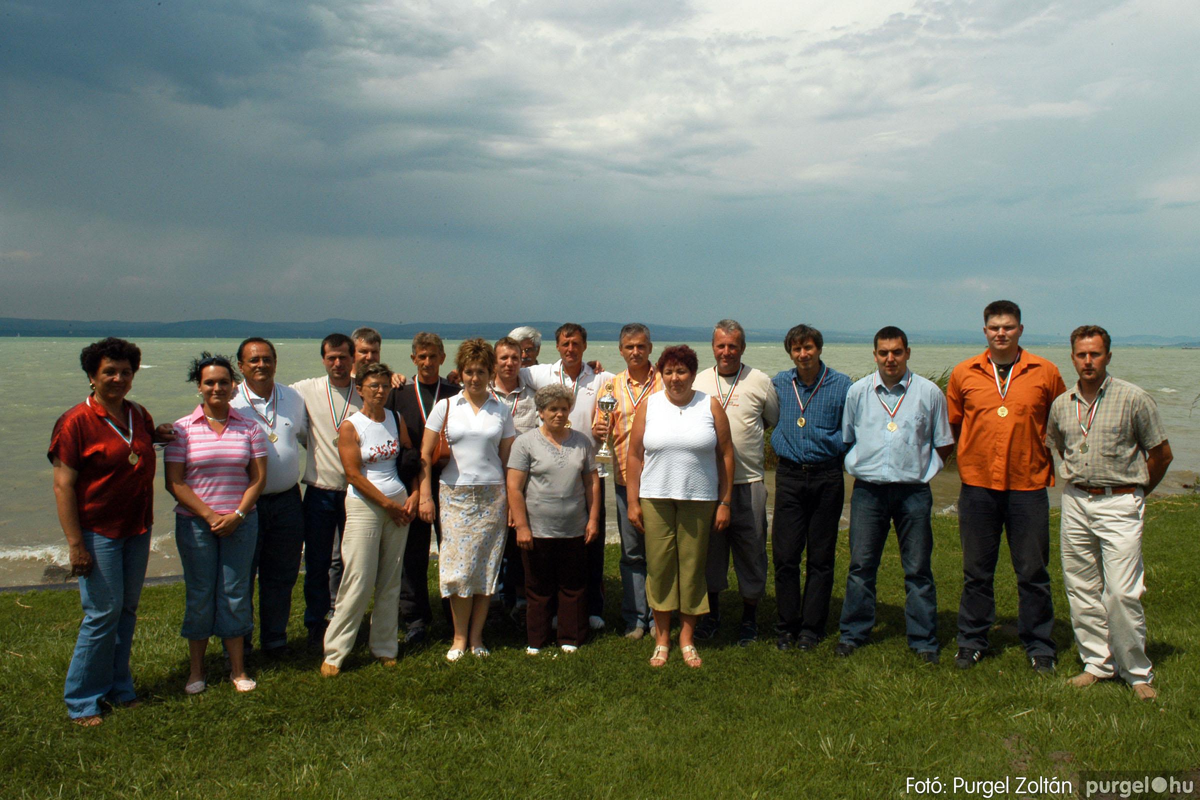2007.06.02. 054 Éremátadás a Szegvári Teke Sportegyesület tagjainak Balatonszemesen - Fotó:P. Z.©.jpg