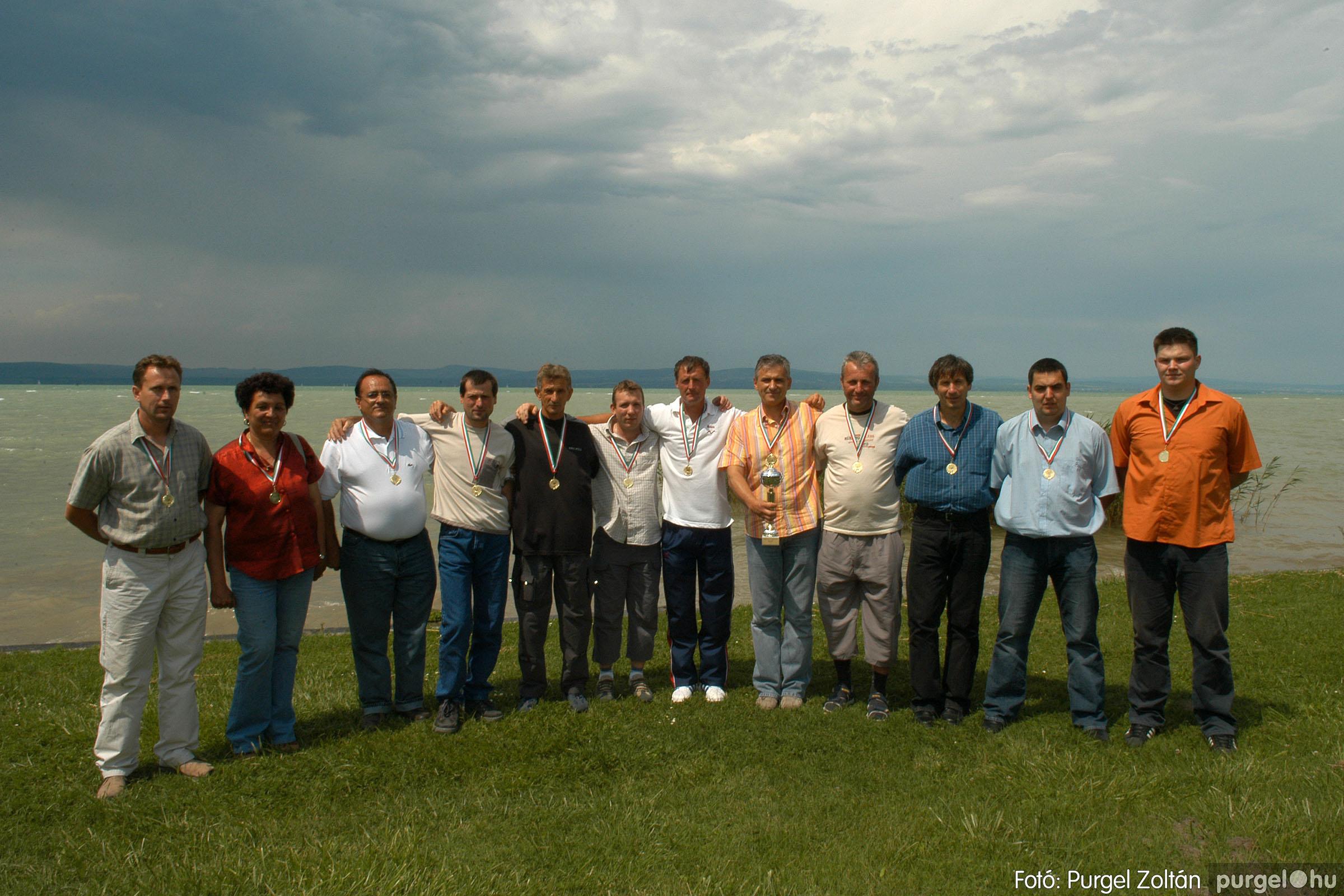 2007.06.02. 052 Éremátadás a Szegvári Teke Sportegyesület tagjainak Balatonszemesen - Fotó:P. Z.©.jpg