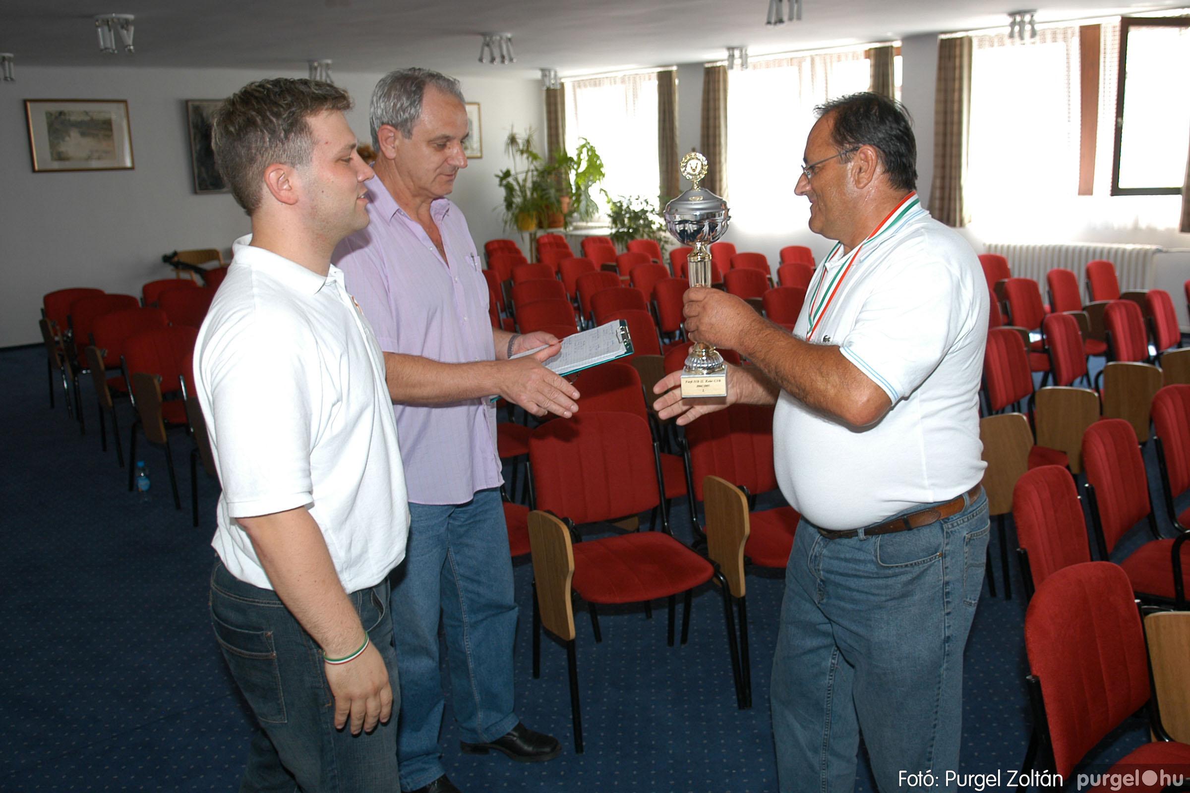 2007.06.02. 048 Éremátadás a Szegvári Teke Sportegyesület tagjainak Balatonszemesen - Fotó:P. Z.©.jpg