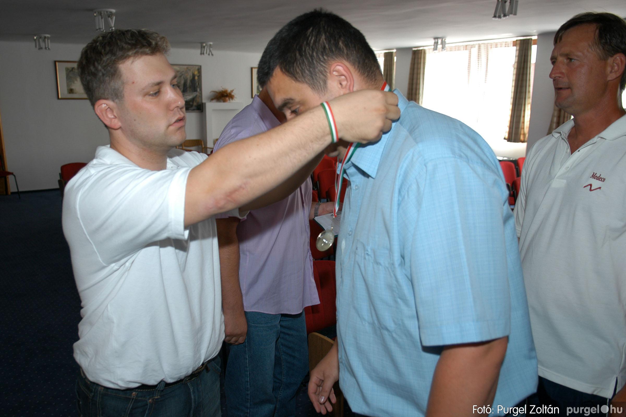 2007.06.02. 030 Éremátadás a Szegvári Teke Sportegyesület tagjainak Balatonszemesen - Fotó:P. Z.©.jpg