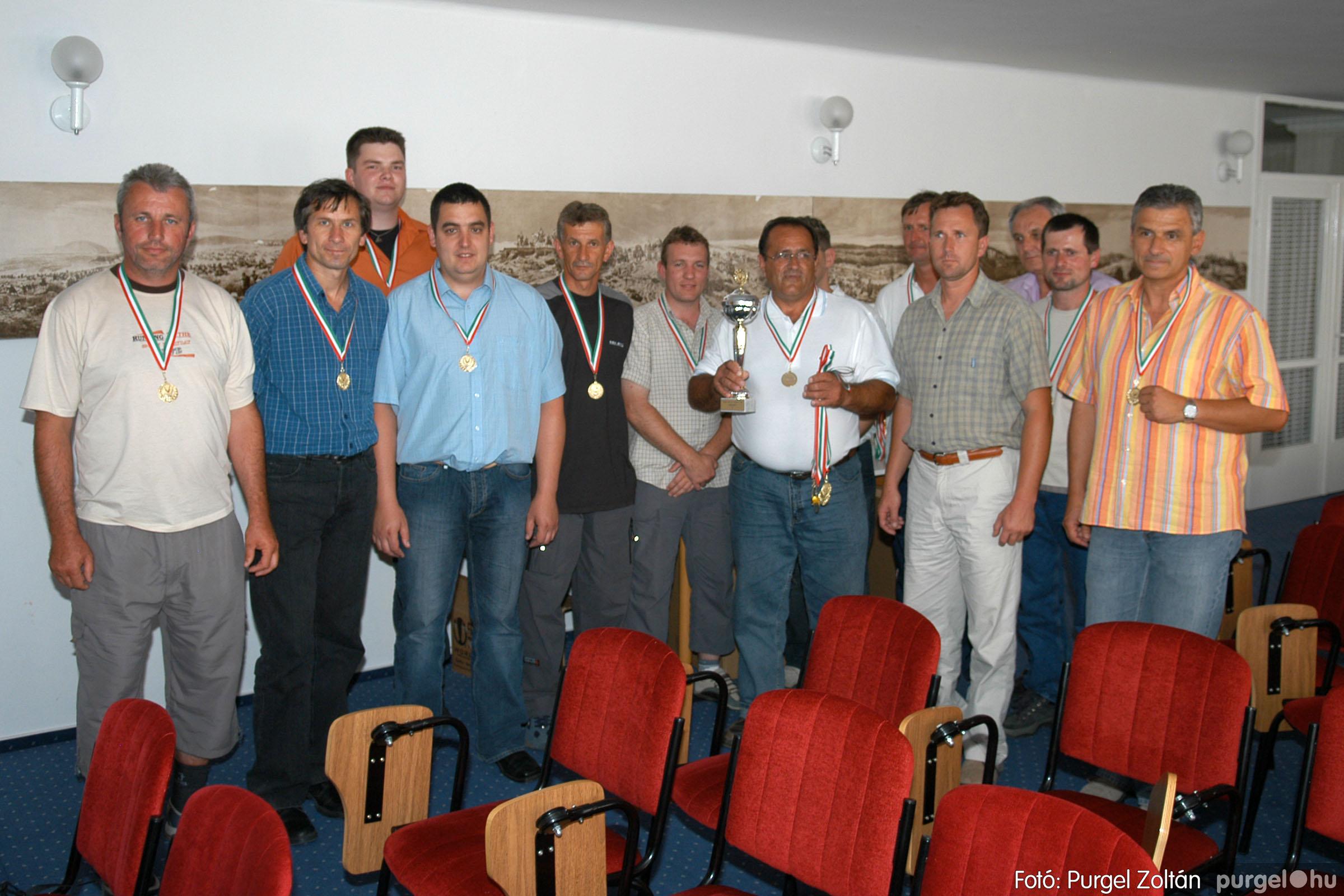 2007.06.02. 044 Éremátadás a Szegvári Teke Sportegyesület tagjainak Balatonszemesen - Fotó:P. Z.©.jpg