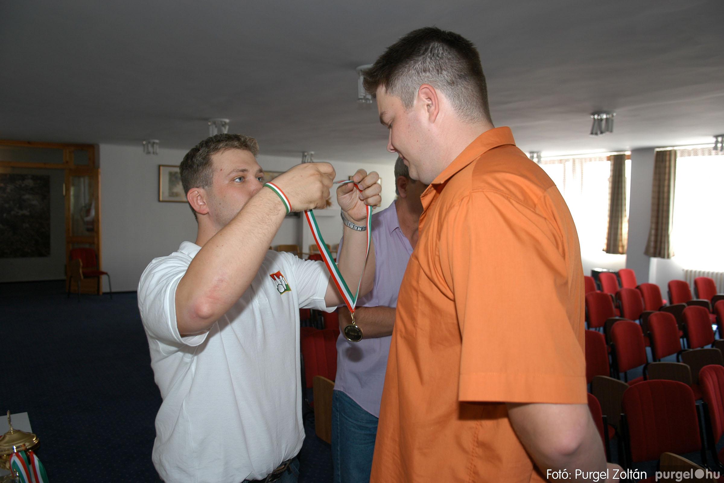 2007.06.02. 041 Éremátadás a Szegvári Teke Sportegyesület tagjainak Balatonszemesen - Fotó:P. Z.©.jpg