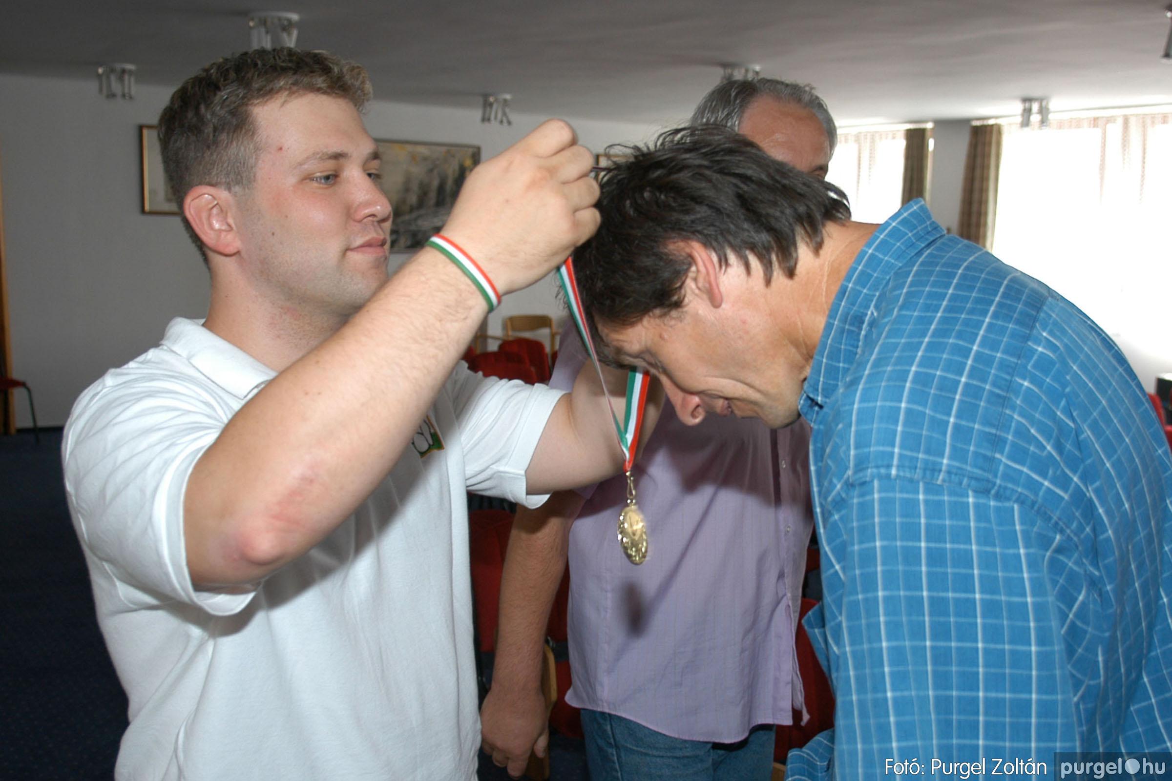2007.06.02. 039 Éremátadás a Szegvári Teke Sportegyesület tagjainak Balatonszemesen - Fotó:P. Z.©.jpg
