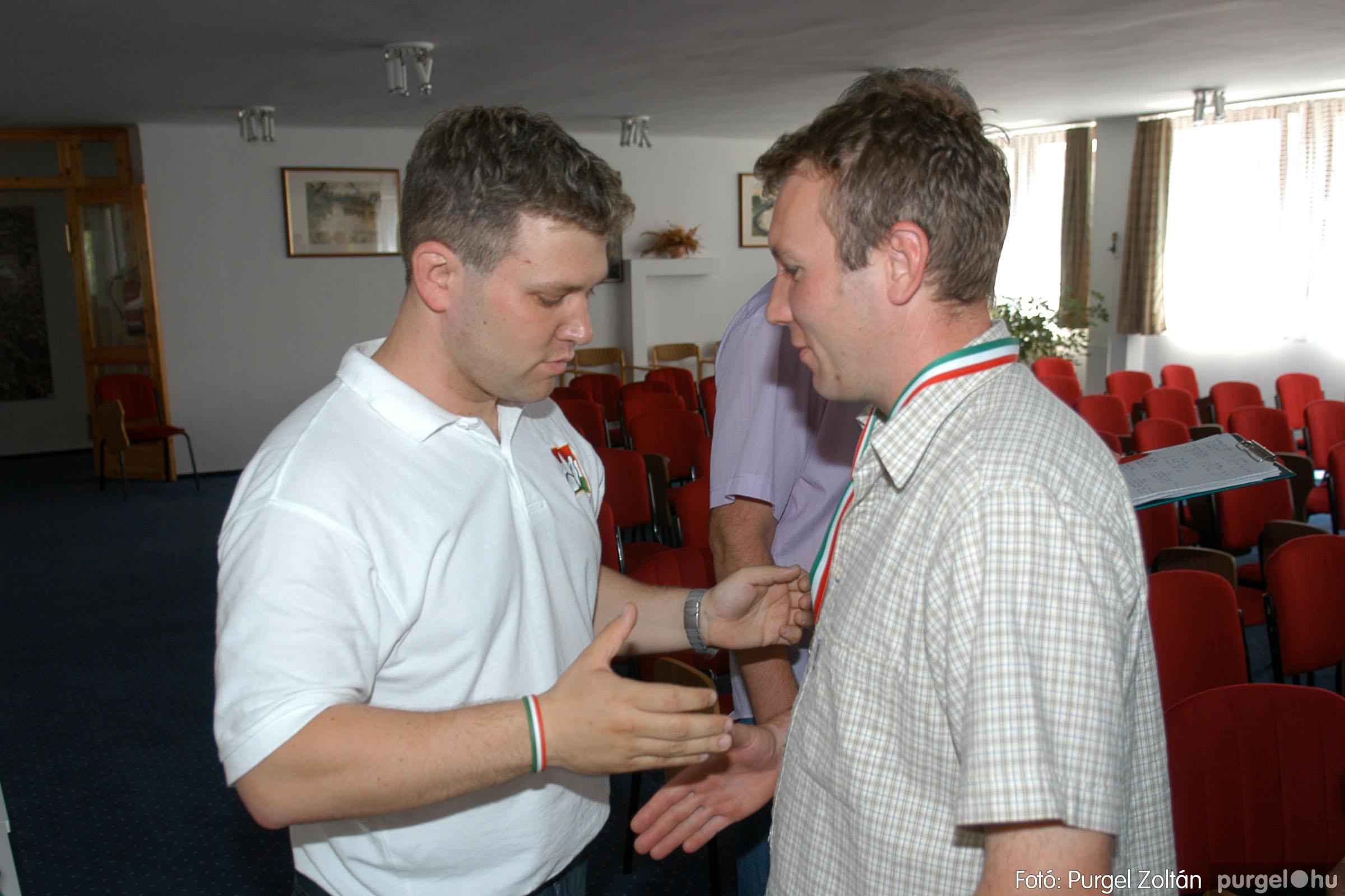 2007.06.02. 038 Éremátadás a Szegvári Teke Sportegyesület tagjainak Balatonszemesen - Fotó:P. Z.©.jpg
