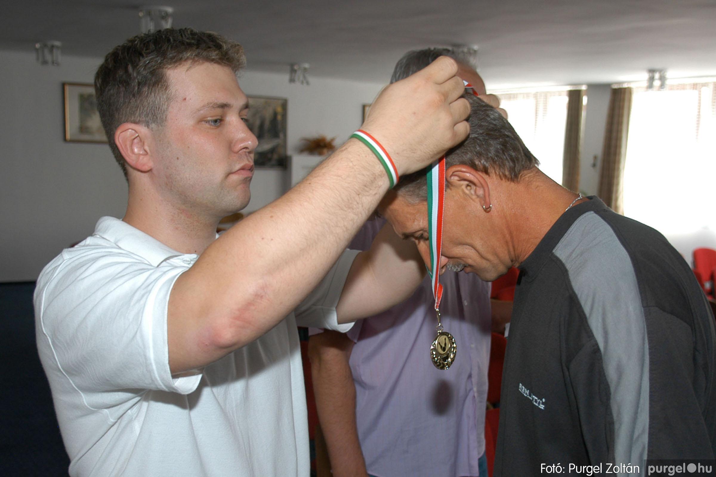 2007.06.02. 033 Éremátadás a Szegvári Teke Sportegyesület tagjainak Balatonszemesen - Fotó:P. Z.©.jpg