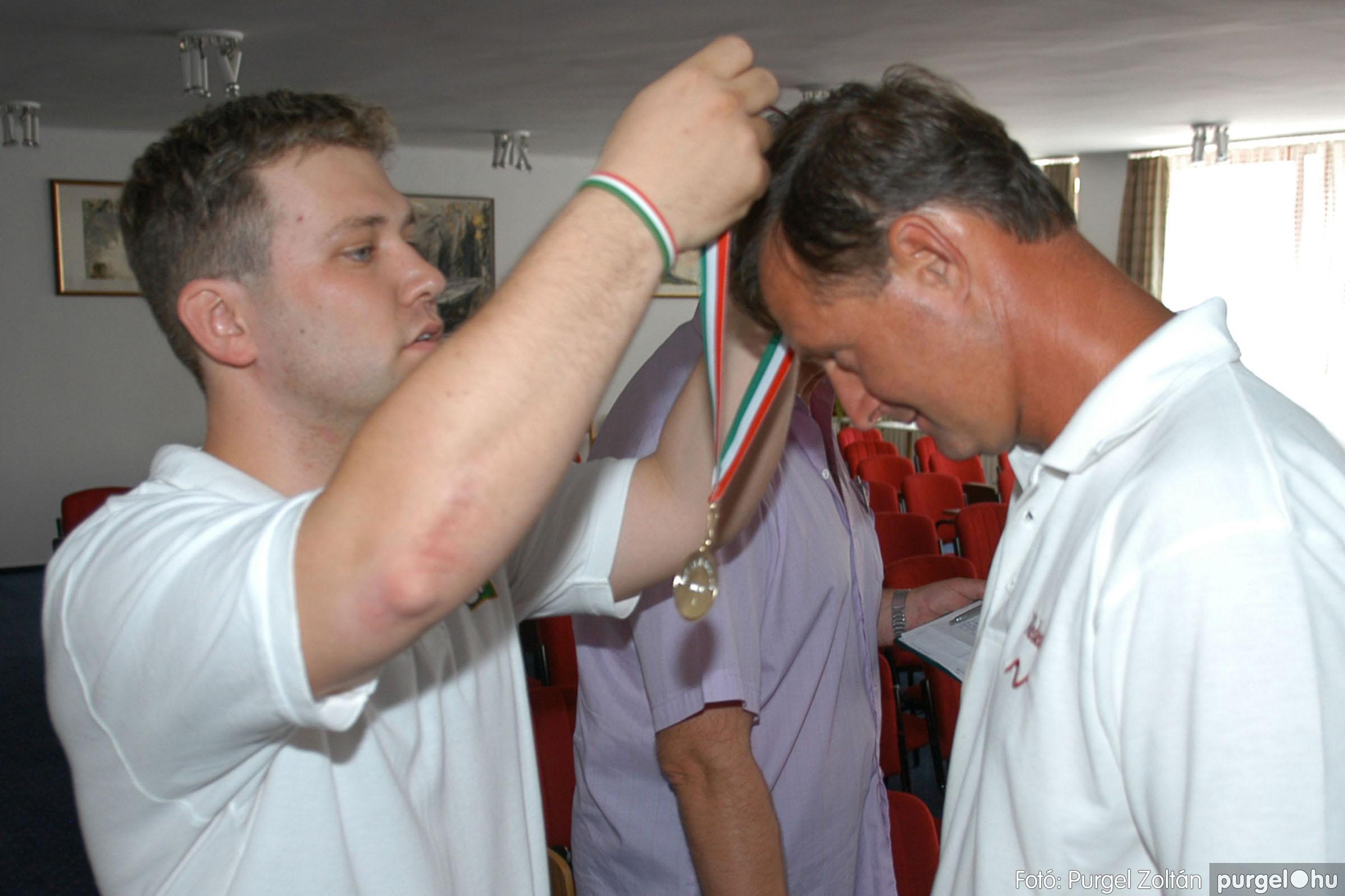 2007.06.02. 031 Éremátadás a Szegvári Teke Sportegyesület tagjainak Balatonszemesen - Fotó:P. Z.©.jpg