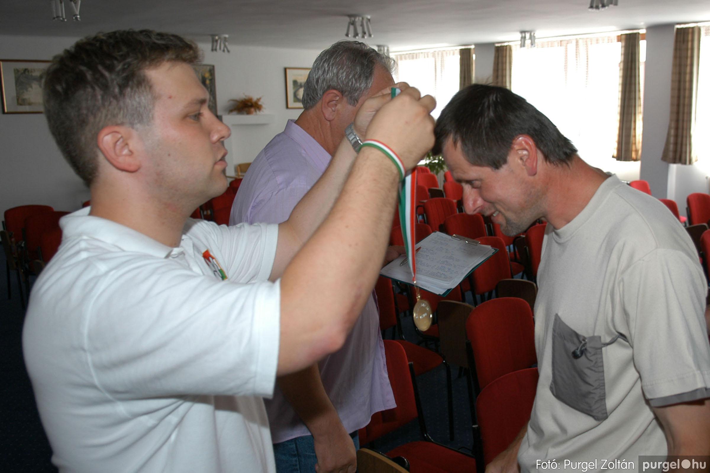 2007.06.02. 027 Éremátadás a Szegvári Teke Sportegyesület tagjainak Balatonszemesen - Fotó:P. Z.©.jpg