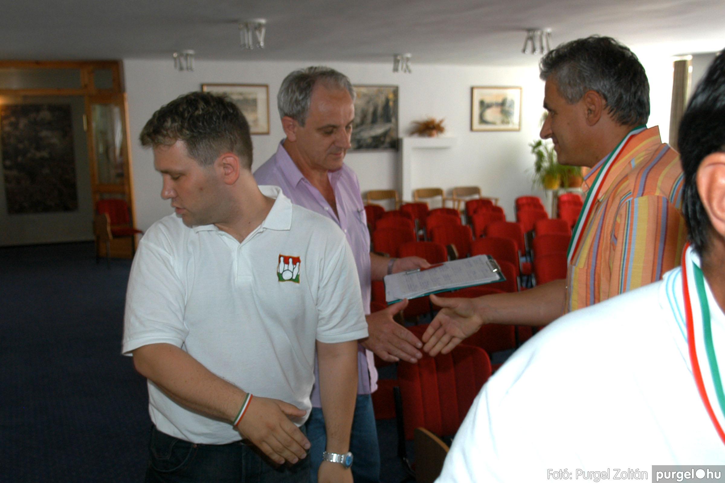 2007.06.02. 025 Éremátadás a Szegvári Teke Sportegyesület tagjainak Balatonszemesen - Fotó:P. Z.©.jpg