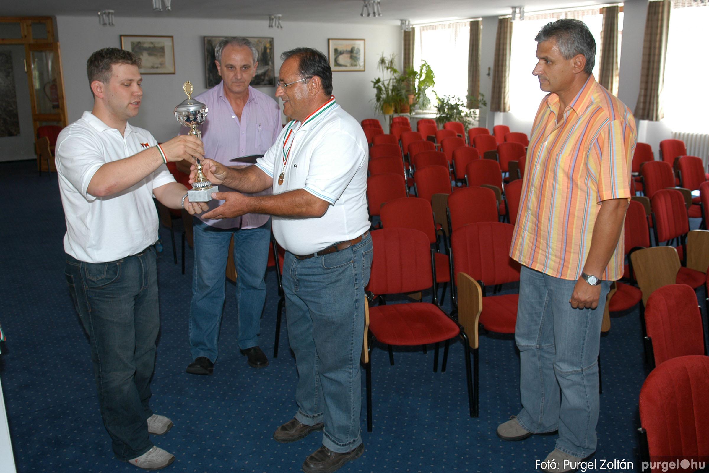 2007.06.02. 018 Éremátadás a Szegvári Teke Sportegyesület tagjainak Balatonszemesen - Fotó:P. Z.©.jpg