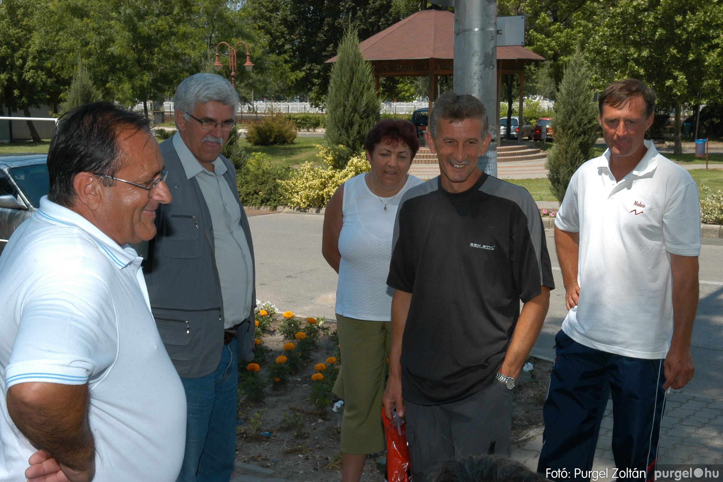 2007.06.02. 005 Éremátadás a Szegvári Teke Sportegyesület tagjainak Balatonszemesen - Fotó:P. Z.©.jpg