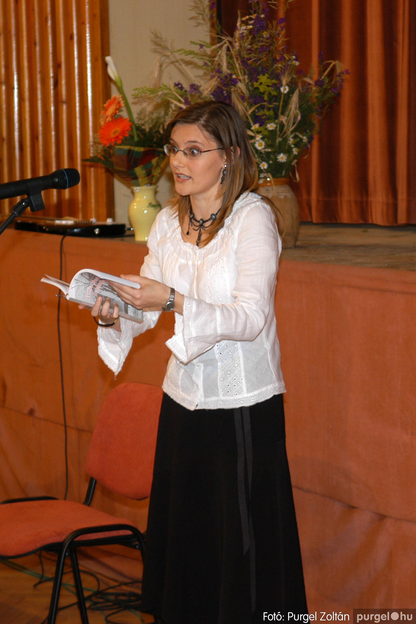 2007.06.03. 032 A tanító öröksége című könyv bemutatása Vértes Judittal - Fotó:PURGEL ZOLTÁN© DSC_0500q.jpg