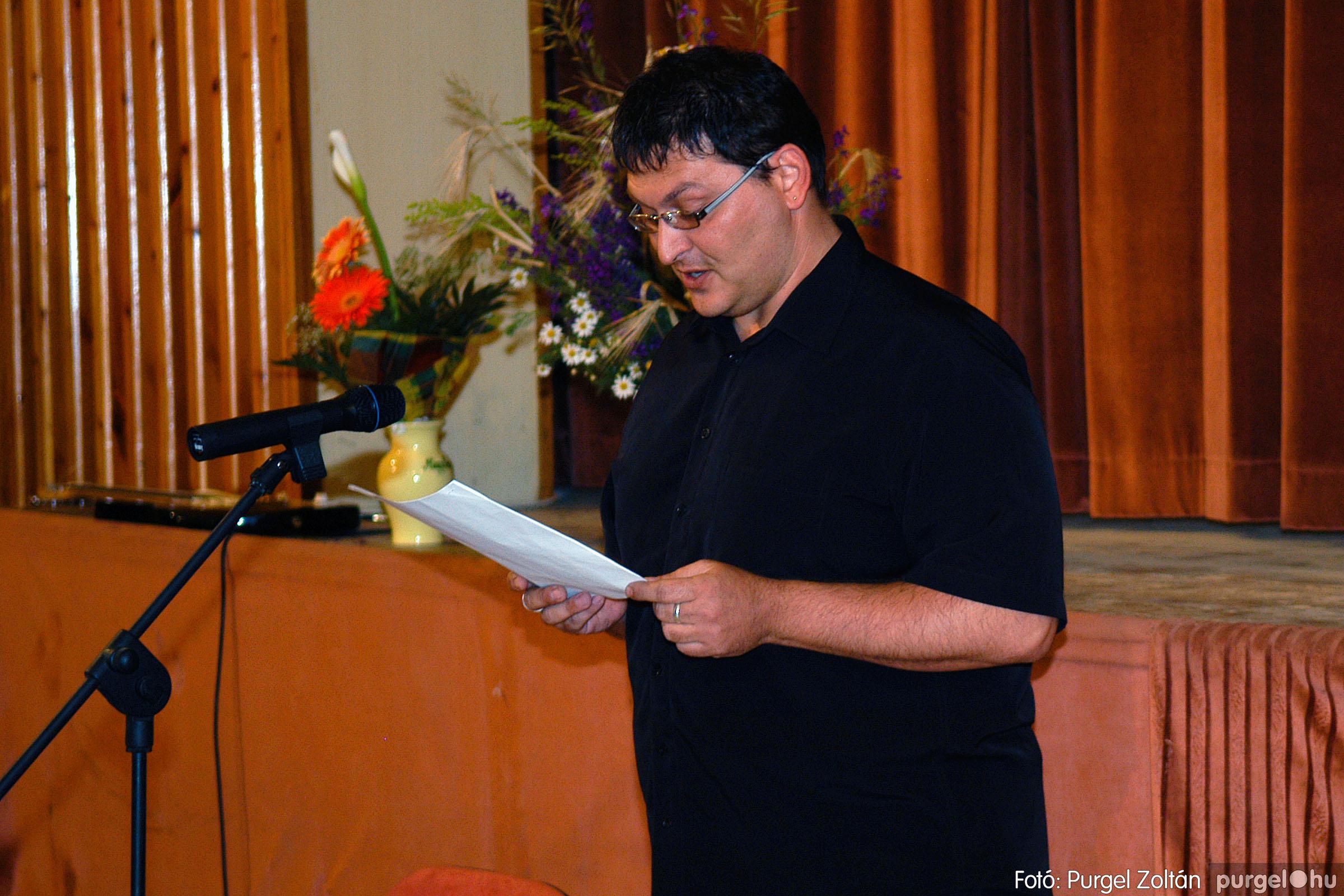 2007.06.03. 029 A tanító öröksége című könyv bemutatása Vértes Judittal - Fotó:PURGEL ZOLTÁN© DSC_0497q.jpg