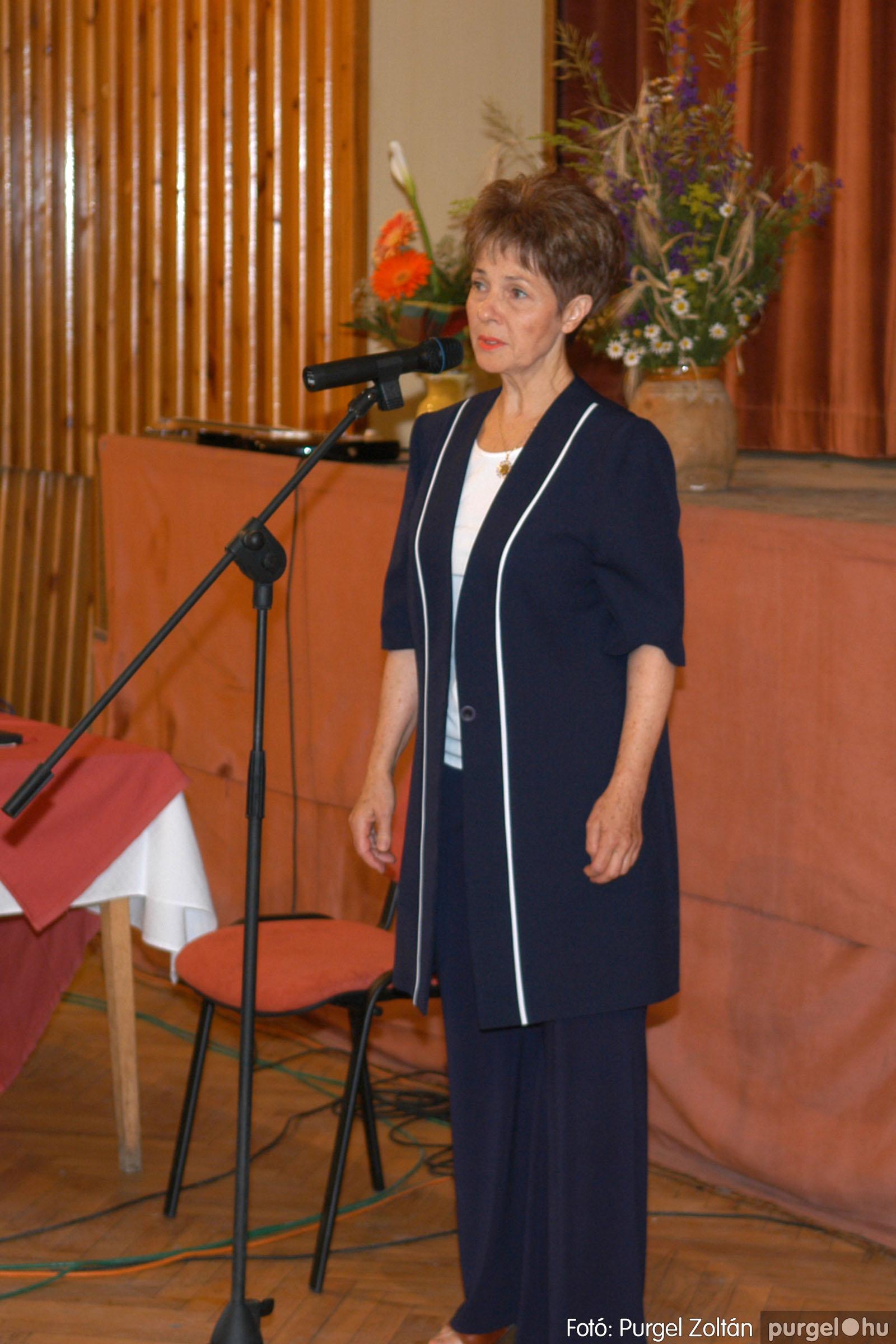 2007.06.03. 025 A tanító öröksége című könyv bemutatása Vértes Judittal - Fotó:PURGEL ZOLTÁN© DSC_0491q.jpg