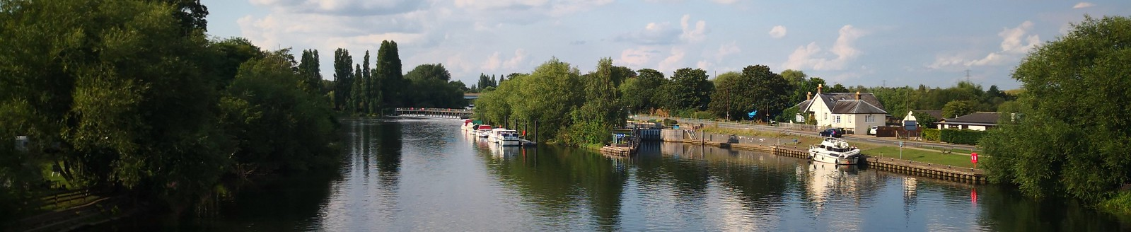 Banner image for Day 12 - Devizes to Chertsey