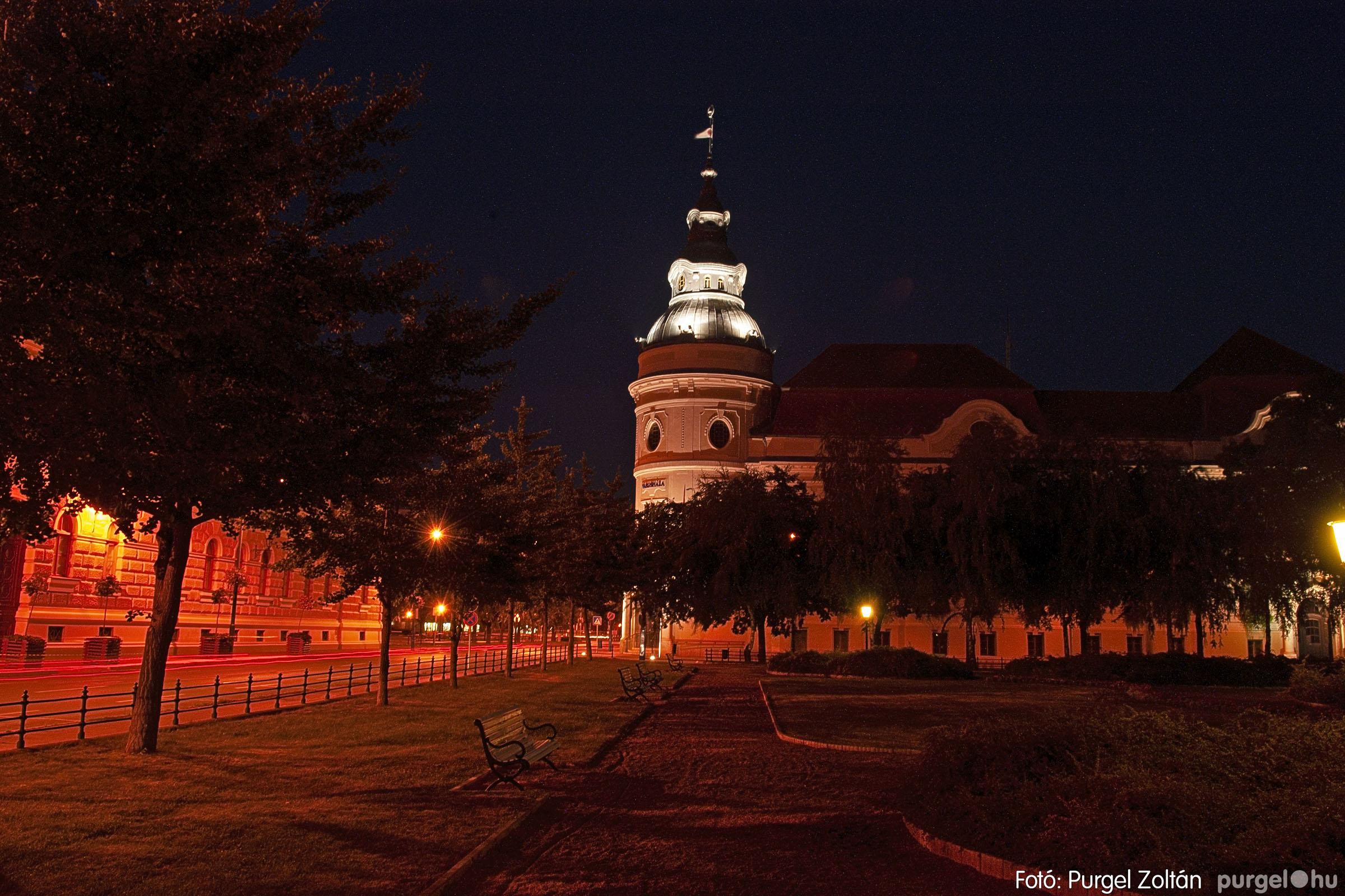 2007.07.18. 009 Szentes esti fényekben - Fotó:PURGEL ZOLTÁN© DSC_0202q.jpg
