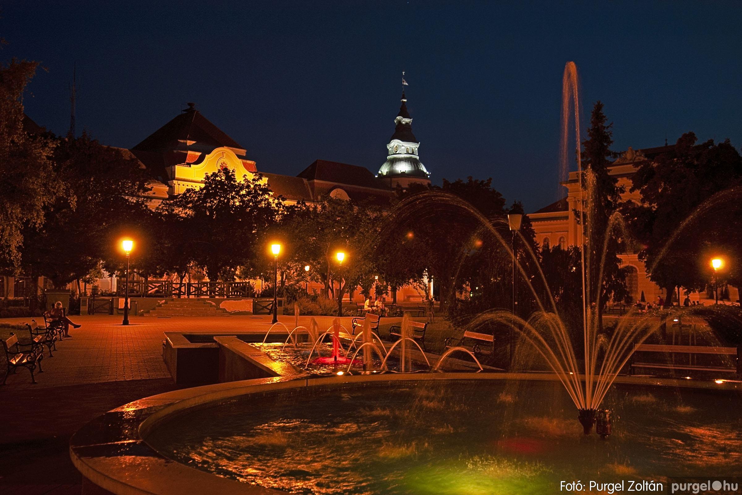 2007.07.18. 007 Szentes esti fényekben - Fotó:PURGEL ZOLTÁN© DSC_0199q.jpg