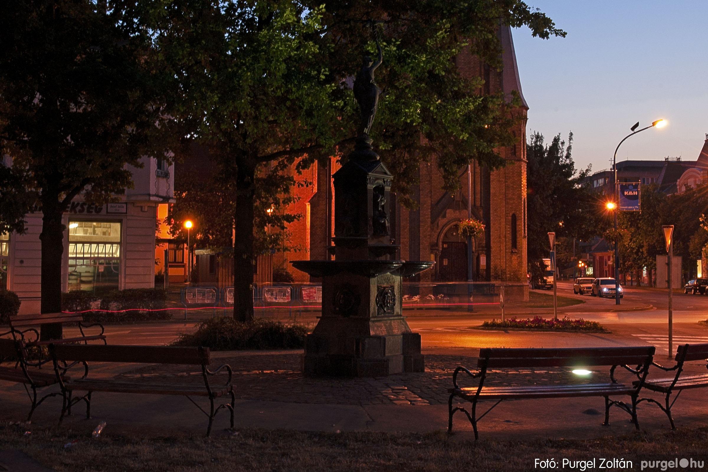2007.07.18. 001 Szentes esti fényekben - Fotó:PURGEL ZOLTÁN© DSC_0190q.jpg