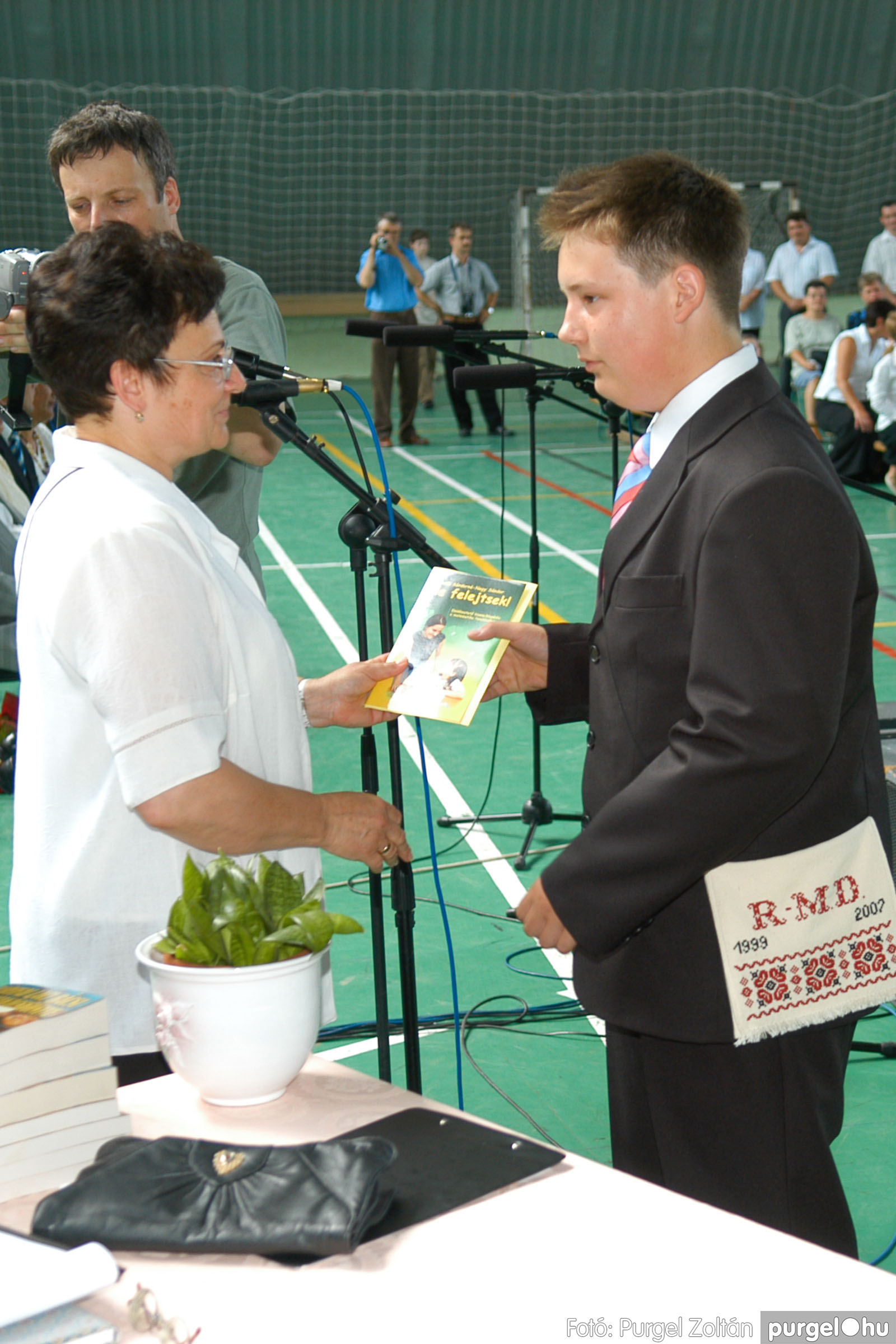 2007.06.16. 112 Forray Máté Általános Iskola ballagás 2007. - Fotó:PURGEL ZOLTÁN© DSC_0166q.jpg