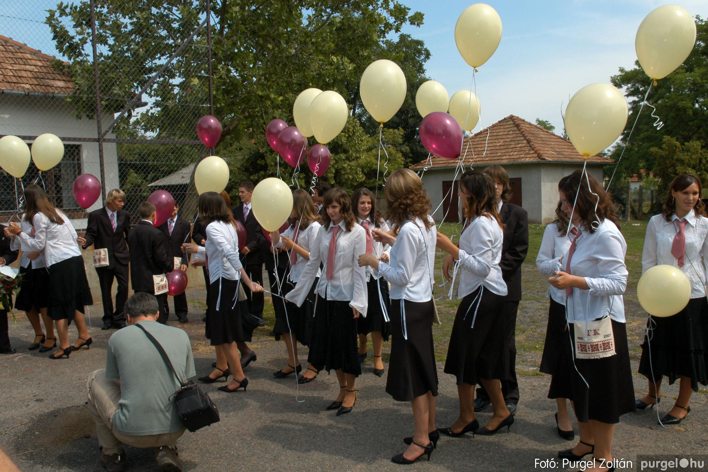 2007.06.16. 146 Forray Máté Általános Iskola ballagás 2007. - Fotó:PURGEL ZOLTÁN© DSC_0208q.jpg