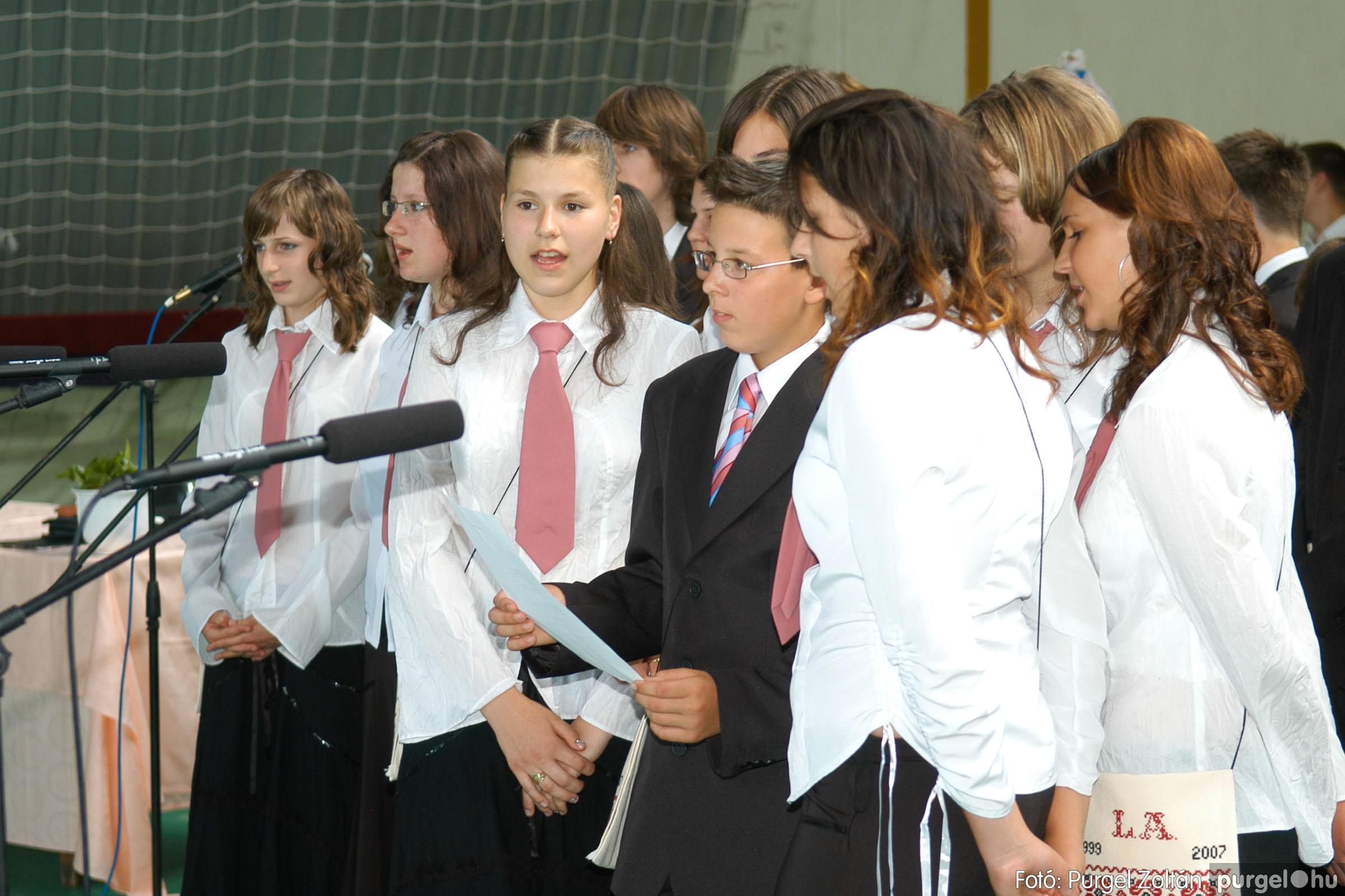 2007.06.16. 135 Forray Máté Általános Iskola ballagás 2007. - Fotó:PURGEL ZOLTÁN© DSC_0195q.jpg