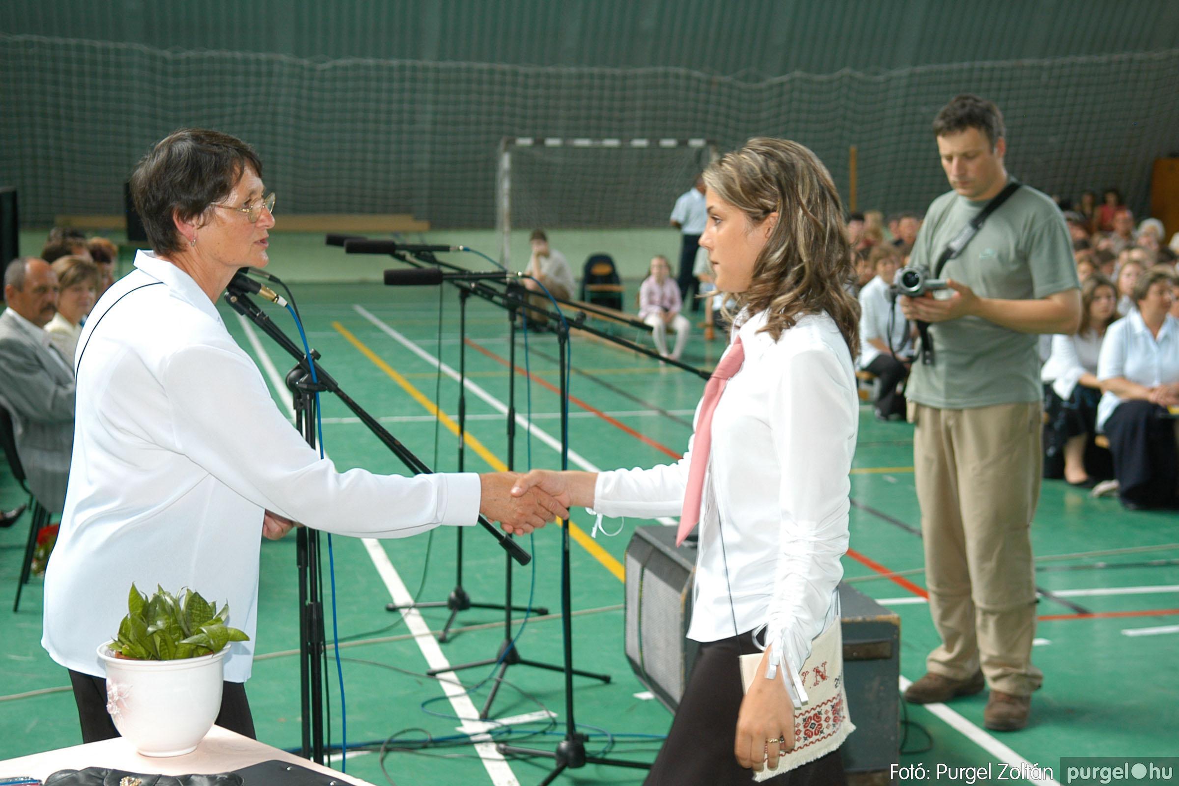 2007.06.16. 125 Forray Máté Általános Iskola ballagás 2007. - Fotó:PURGEL ZOLTÁN© DSC_0183q.jpg