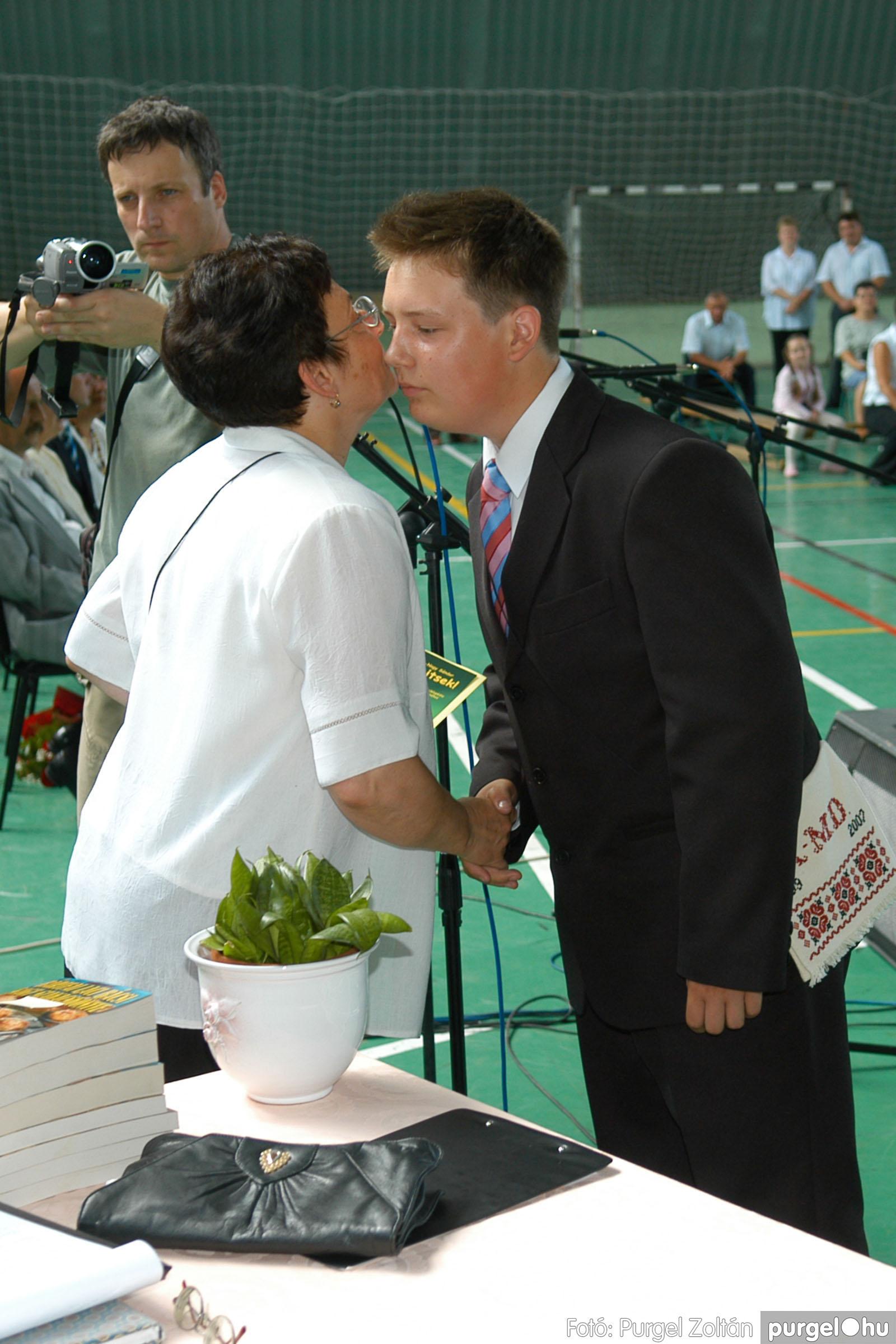 2007.06.16. 111 Forray Máté Általános Iskola ballagás 2007. - Fotó:PURGEL ZOLTÁN© DSC_0165q.jpg