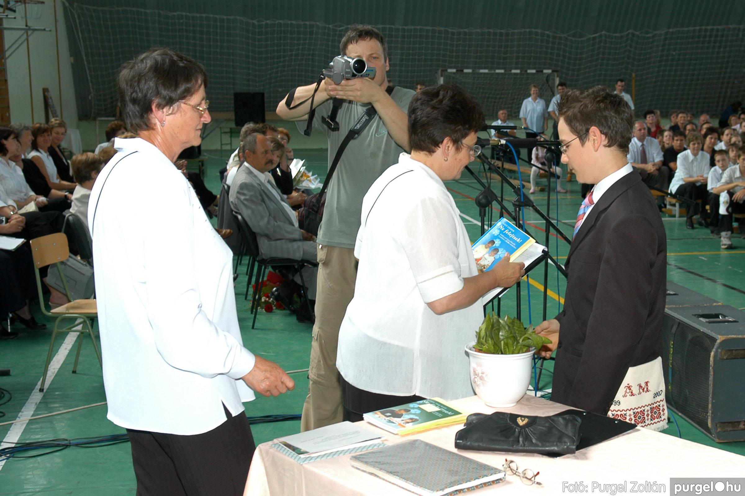 2007.06.16. 106 Forray Máté Általános Iskola ballagás 2007. - Fotó:PURGEL ZOLTÁN© DSC_0158q.jpg