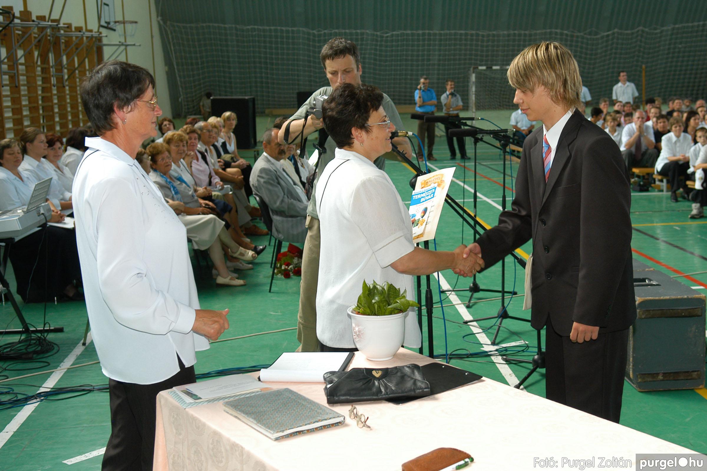 2007.06.16. 099 Forray Máté Általános Iskola ballagás 2007. - Fotó:PURGEL ZOLTÁN© DSC_0150q.jpg