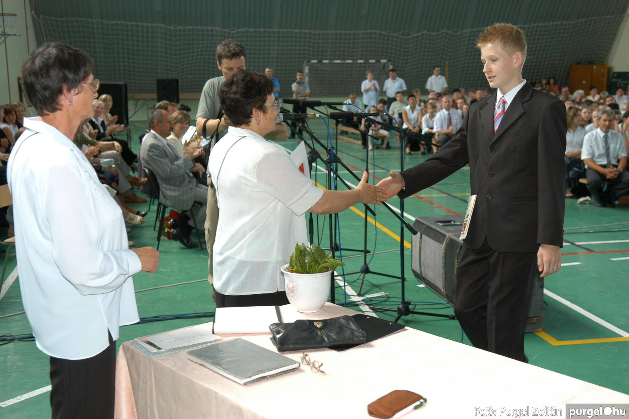 2007.06.16. 096 Forray Máté Általános Iskola ballagás 2007. - Fotó:PURGEL ZOLTÁN© DSC_0145q.jpg