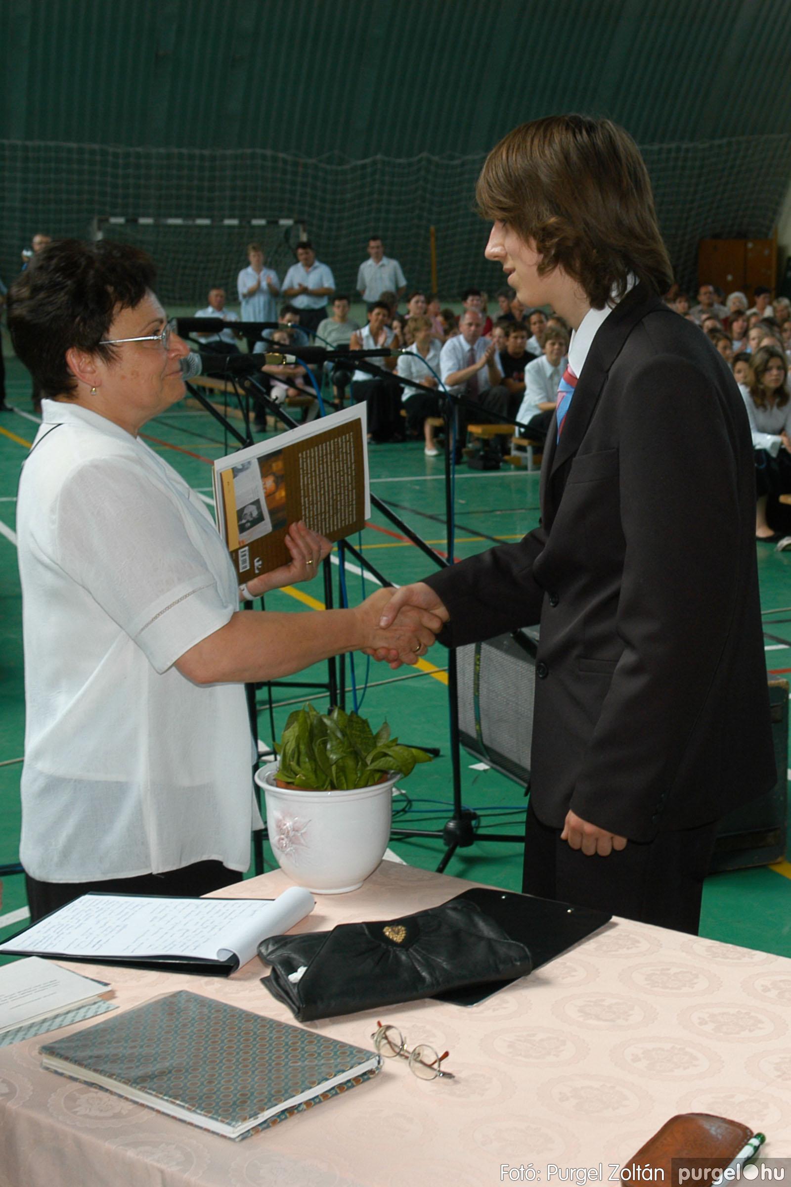 2007.06.16. 088 Forray Máté Általános Iskola ballagás 2007. - Fotó:PURGEL ZOLTÁN© DSC_0135q.jpg