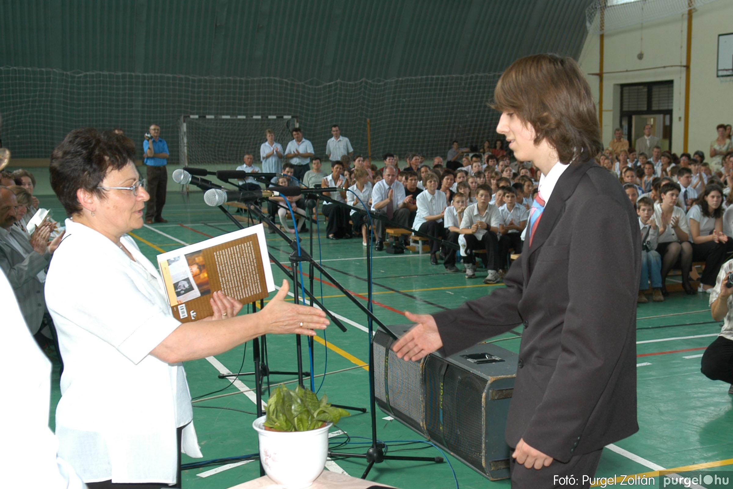 2007.06.16. 087 Forray Máté Általános Iskola ballagás 2007. - Fotó:PURGEL ZOLTÁN© DSC_0134q.jpg