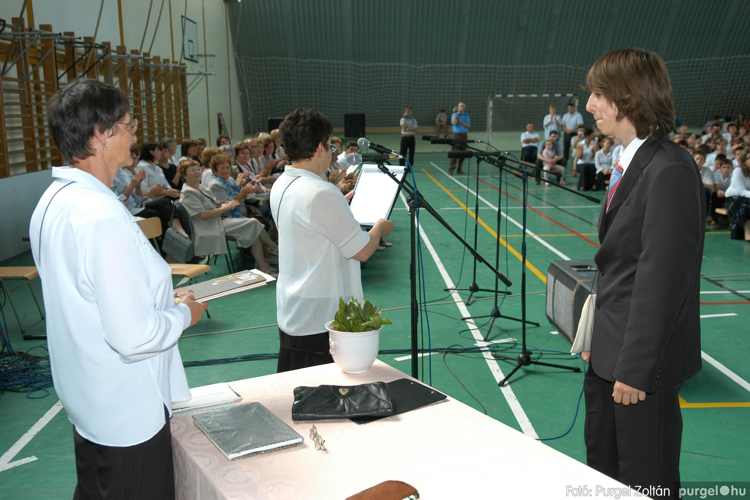 2007.06.16. 086 Forray Máté Általános Iskola ballagás 2007. - Fotó:PURGEL ZOLTÁN© DSC_0133q.jpg