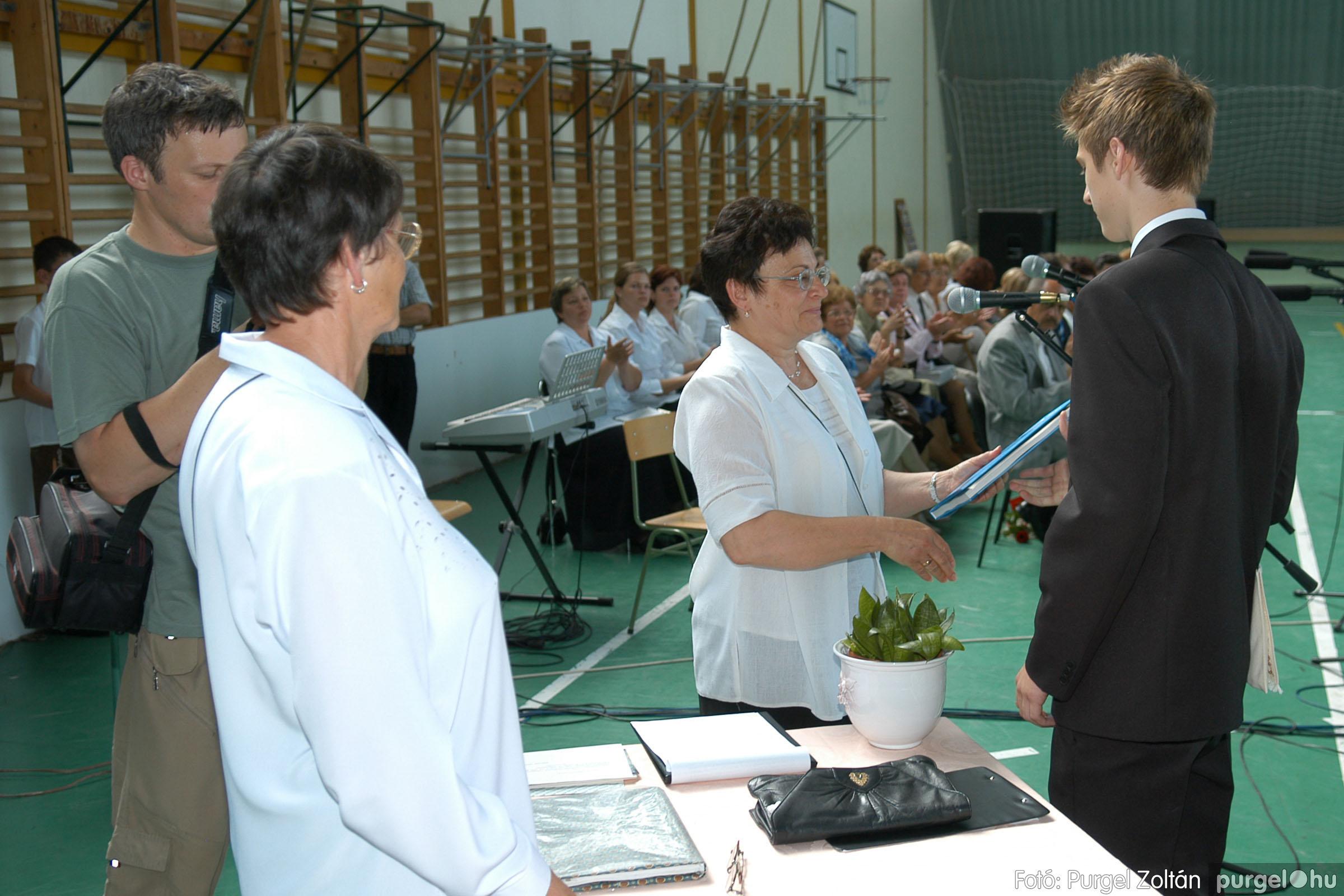 2007.06.16. 085 Forray Máté Általános Iskola ballagás 2007. - Fotó:PURGEL ZOLTÁN© DSC_0132q.jpg