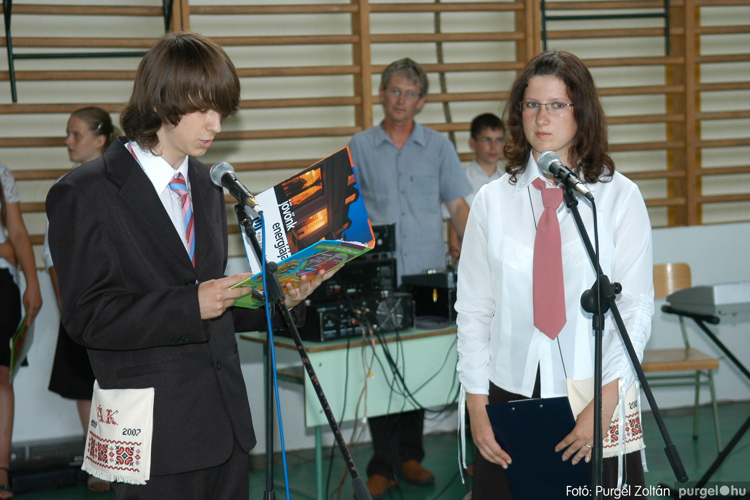 2007.06.16. 074 Forray Máté Általános Iskola ballagás 2007. - Fotó:PURGEL ZOLTÁN© DSC_0120q.jpg