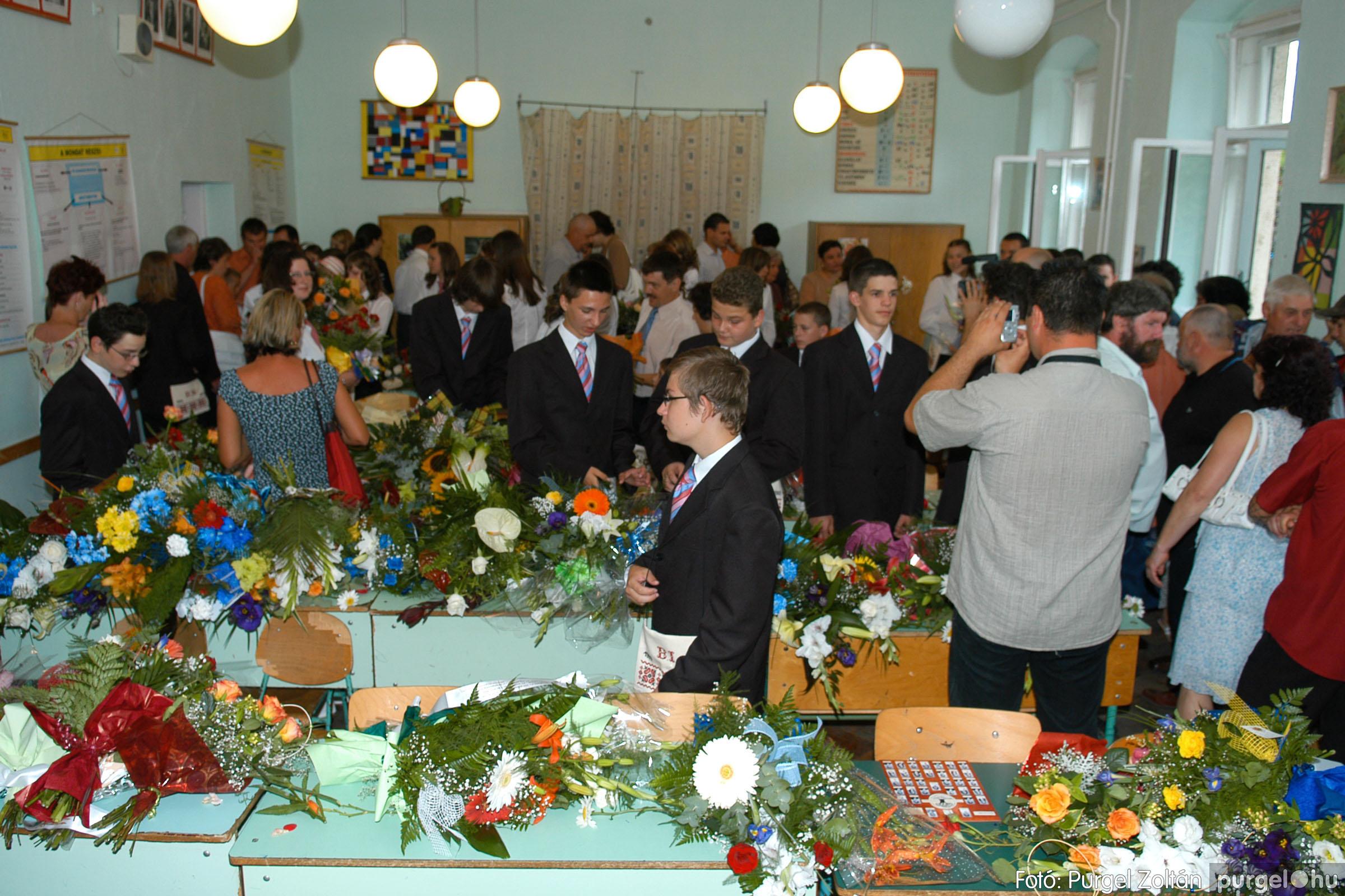 2007.06.16. 001 Forray Máté Általános Iskola ballagás 2007. - Fotó:PURGEL ZOLTÁN© DSC_0037q.jpg
