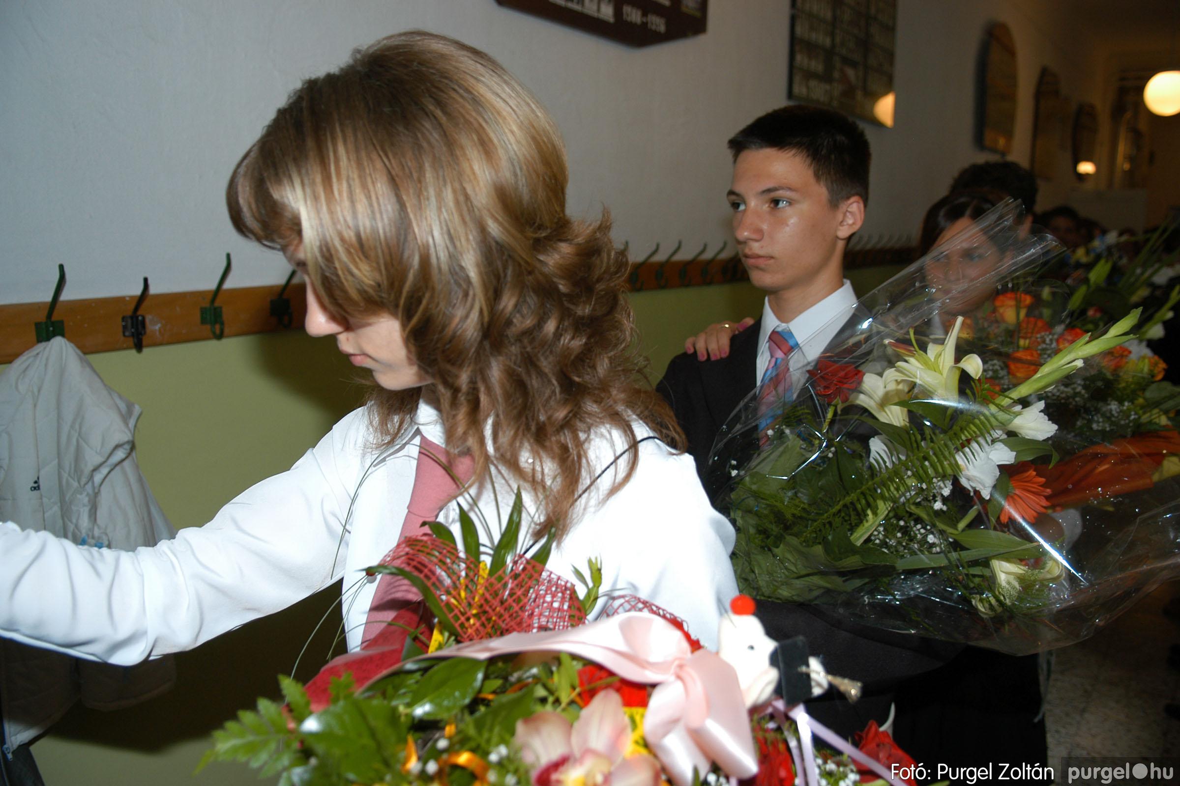 2007.06.16. 013 Forray Máté Általános Iskola ballagás 2007. - Fotó:PURGEL ZOLTÁN© DSC_0052q.jpg