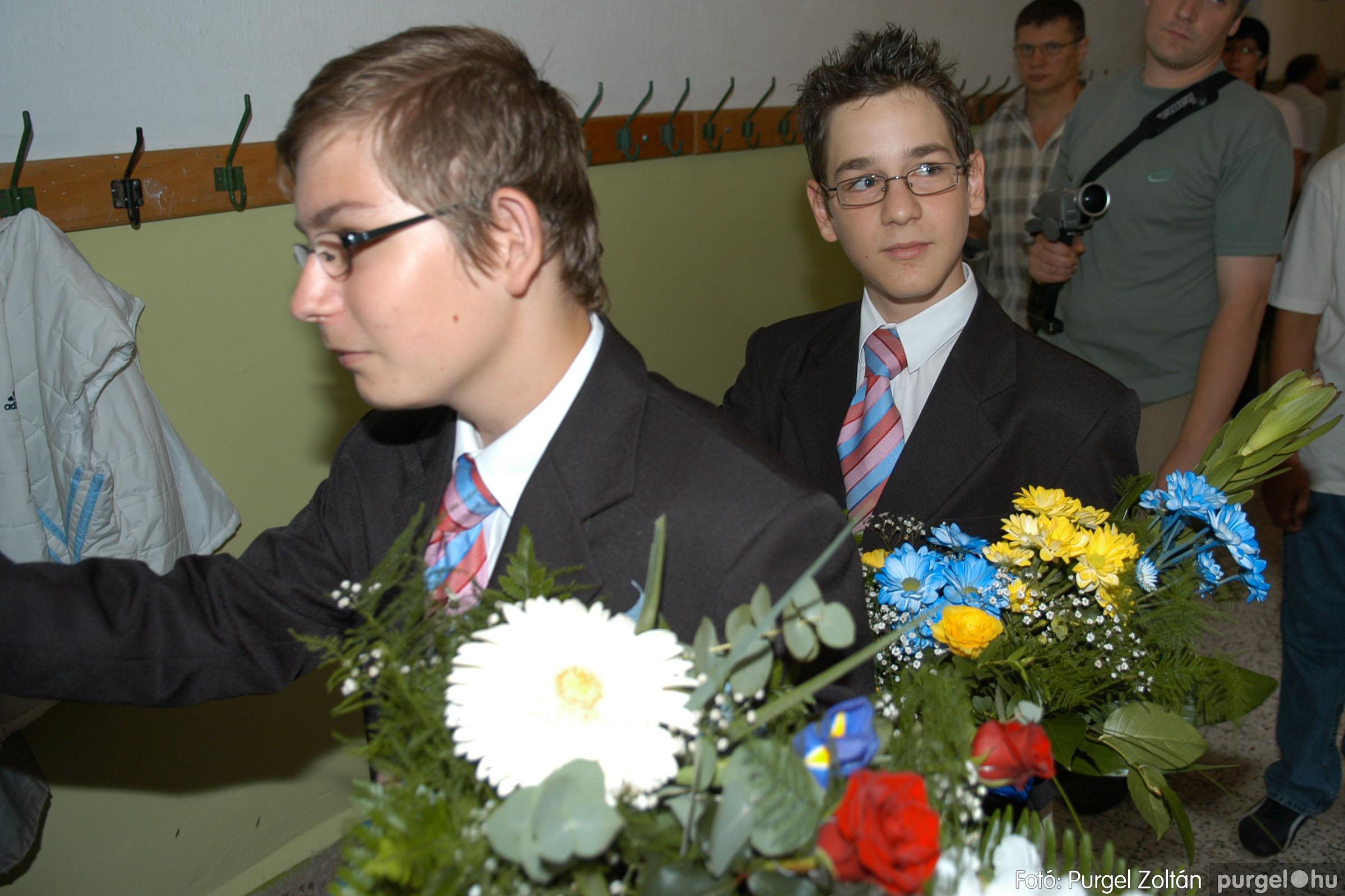 2007.06.16. 025 Forray Máté Általános Iskola ballagás 2007. - Fotó:PURGEL ZOLTÁN© DSC_0065q.jpg