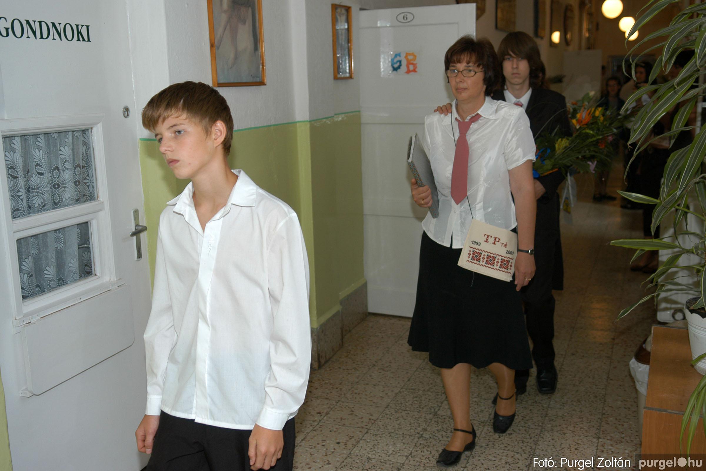 2007.06.16. 026 Forray Máté Általános Iskola ballagás 2007. - Fotó:PURGEL ZOLTÁN© DSC_0066q.jpg
