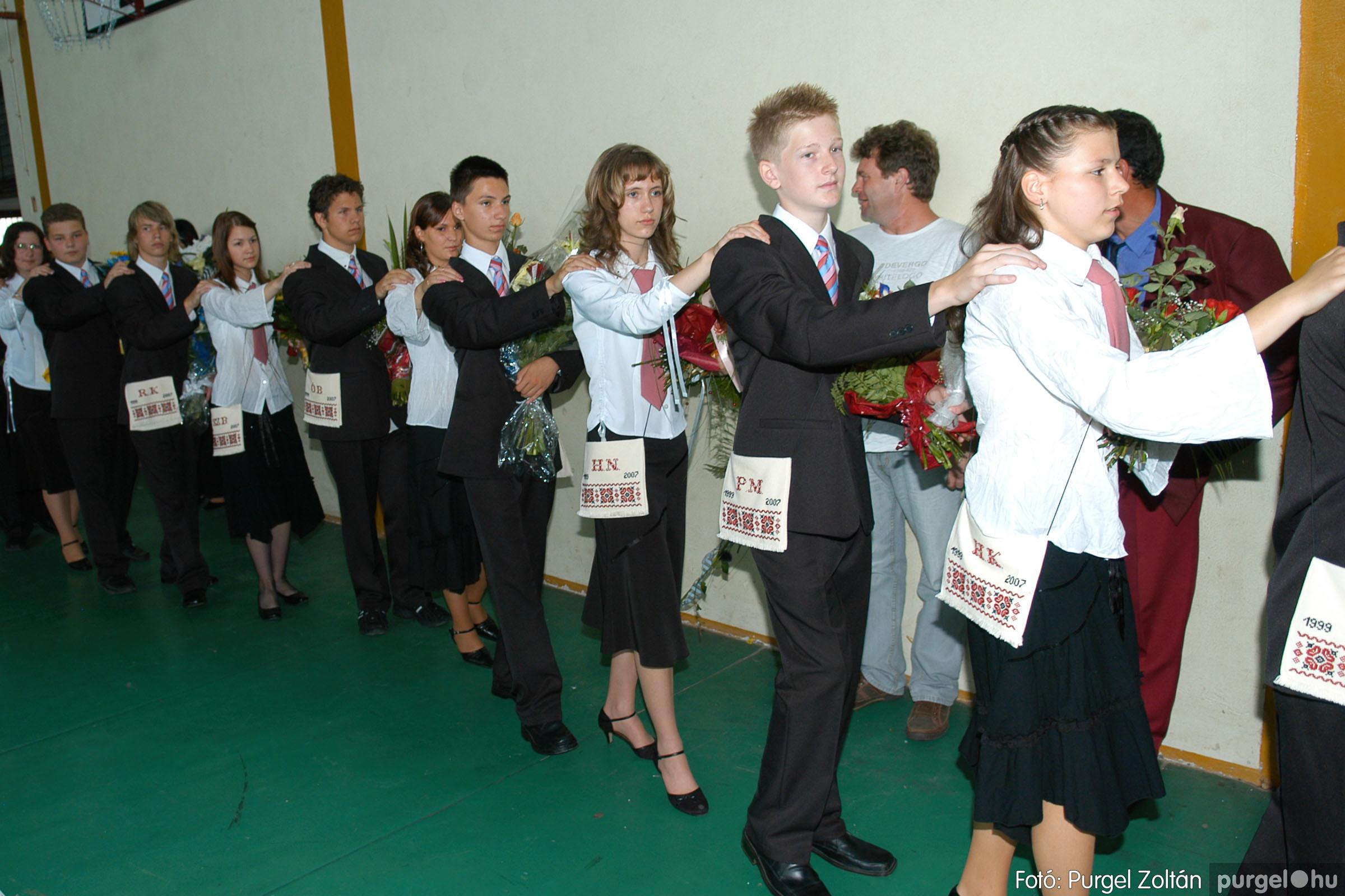 2007.06.16. 030 Forray Máté Általános Iskola ballagás 2007. - Fotó:PURGEL ZOLTÁN© DSC_0070q.jpg