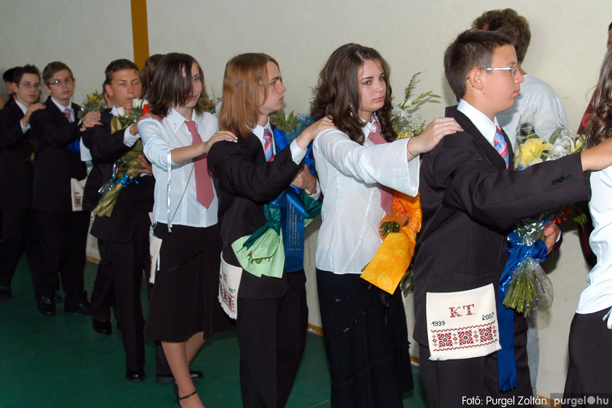 2007.06.16. 032 Forray Máté Általános Iskola ballagás 2007. - Fotó:PURGEL ZOLTÁN© DSC_0072q.jpg