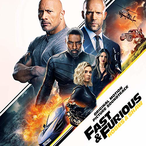 Fast & Furious Presents: Hobbs & Shaw OST