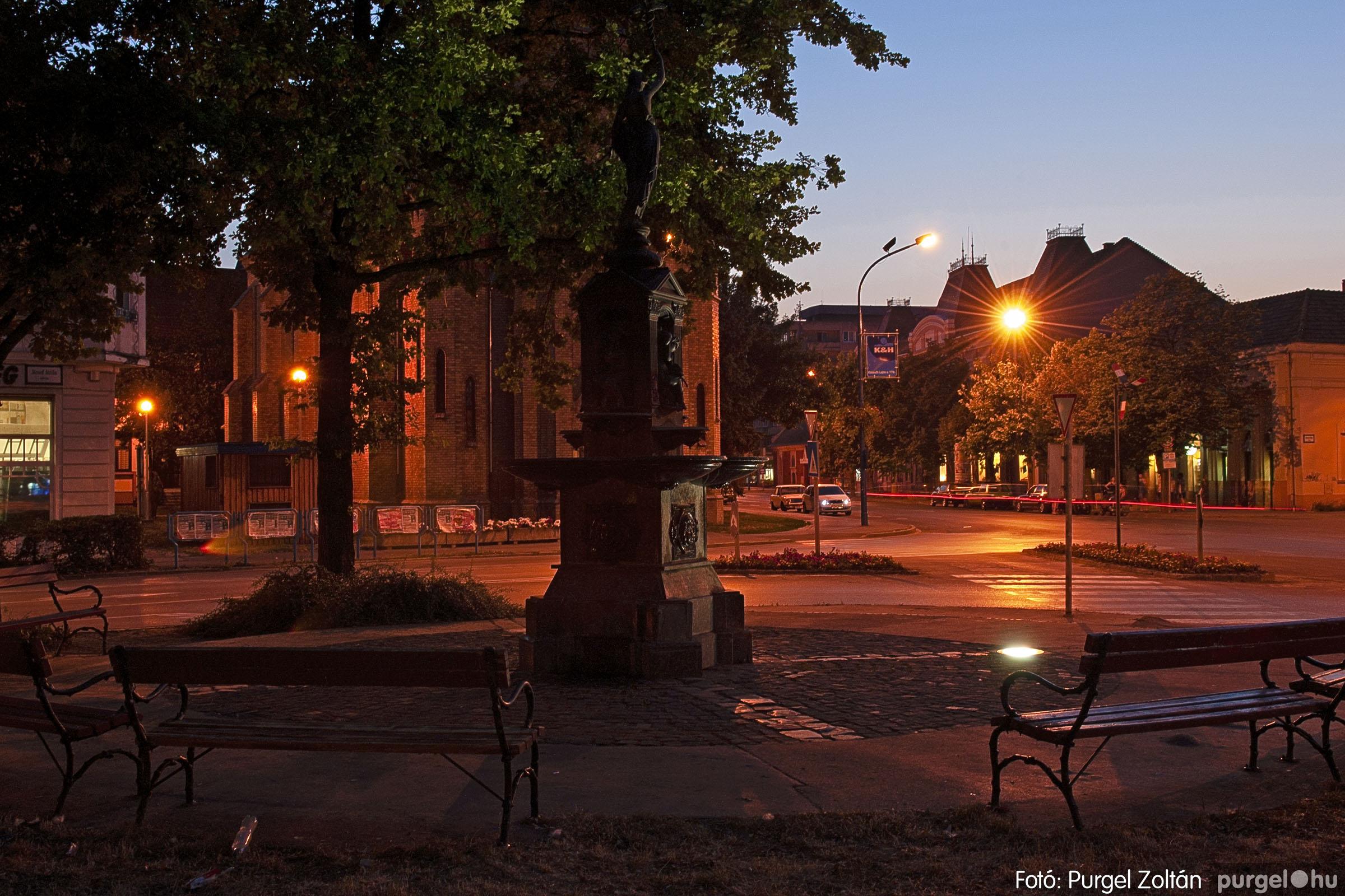 2007.07.18. 003 Szentes esti fényekben - Fotó:PURGEL ZOLTÁN© DSC_0192q.jpg