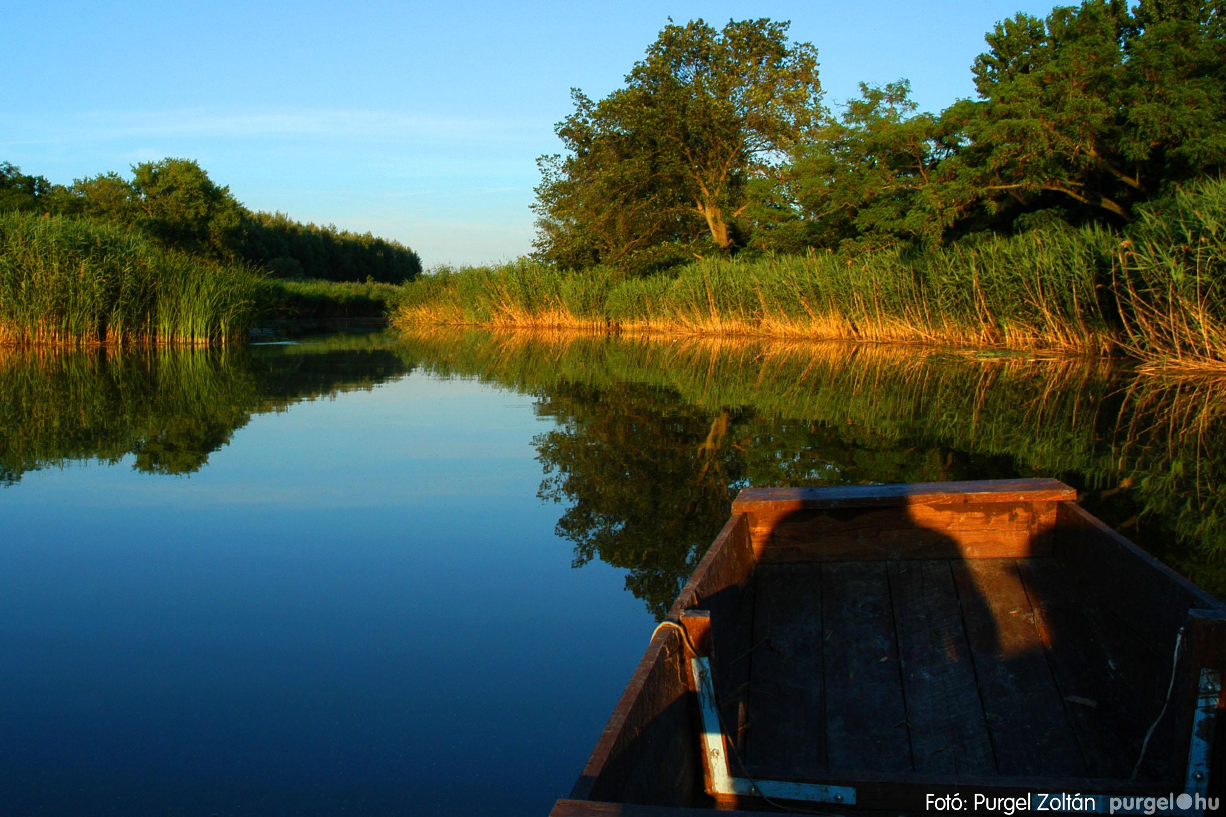 029 Örök pillanatok fotókiállításom képei - Csónakázás a Kurcán · Boat trip - Fotó:PURGEL ZOLTÁN©.jpg