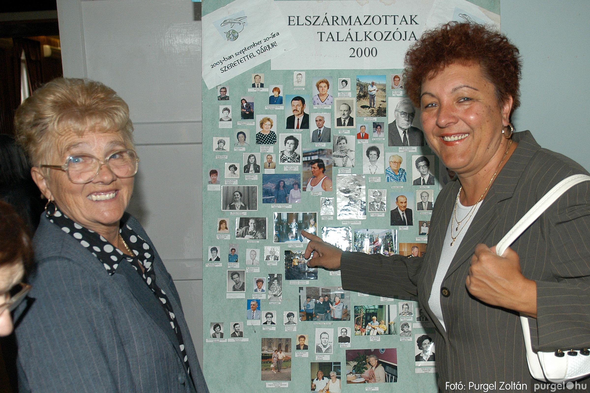 2007.09.08. 003 Elszármazottak találkozója 2007. - Fotó:PURGEL ZOLTÁN© DSC_0003q.jpg
