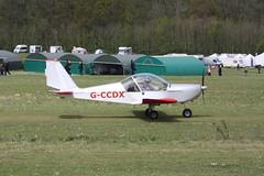 G-CCDX Evektor EV-97 [PFA 315-14013] Popham 050519