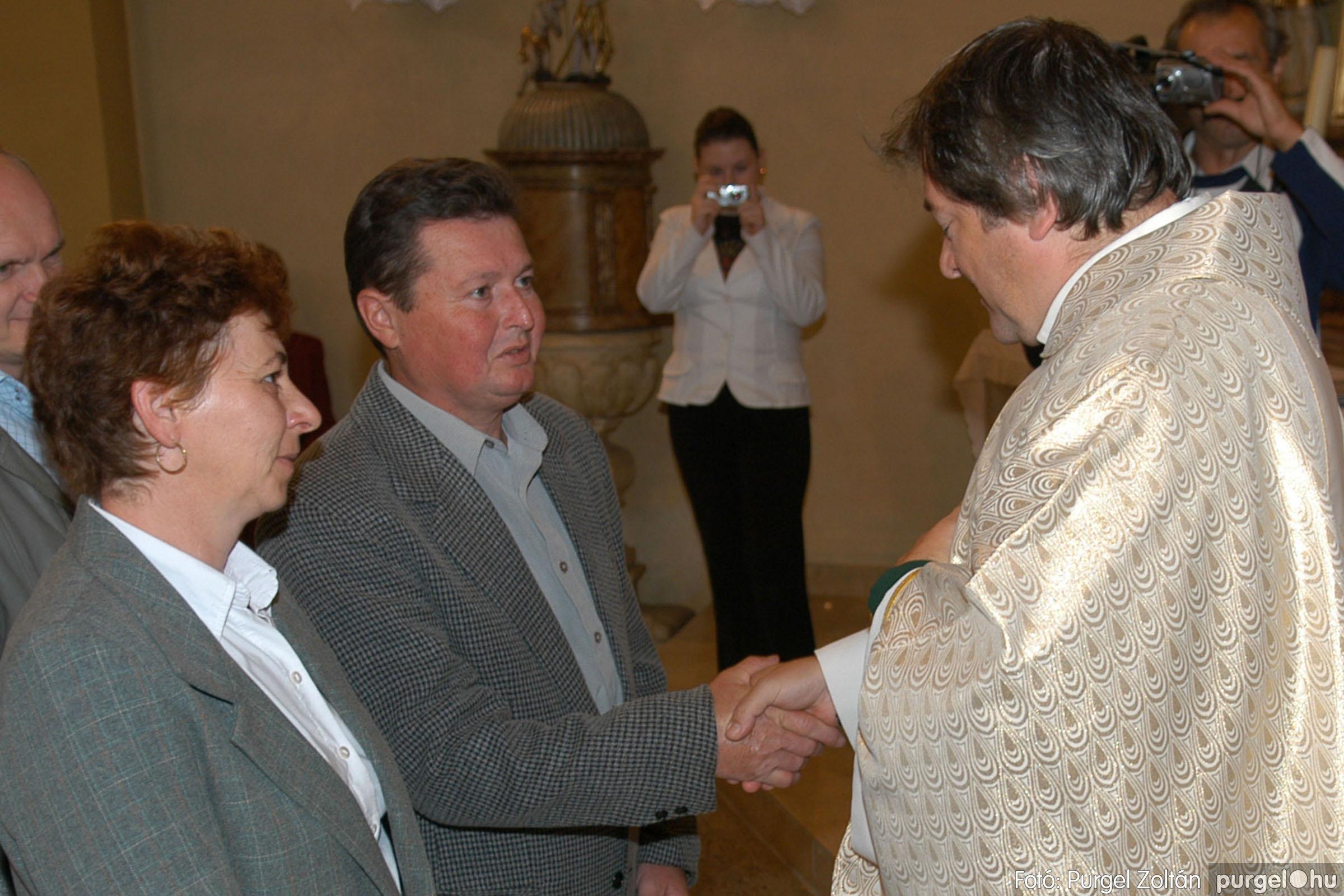 2007.09.30. 117 Kisboldogasszony Templom házassági évfordulók - Fotó:PURGEL ZOLTÁN© DSC_0238q.jpg