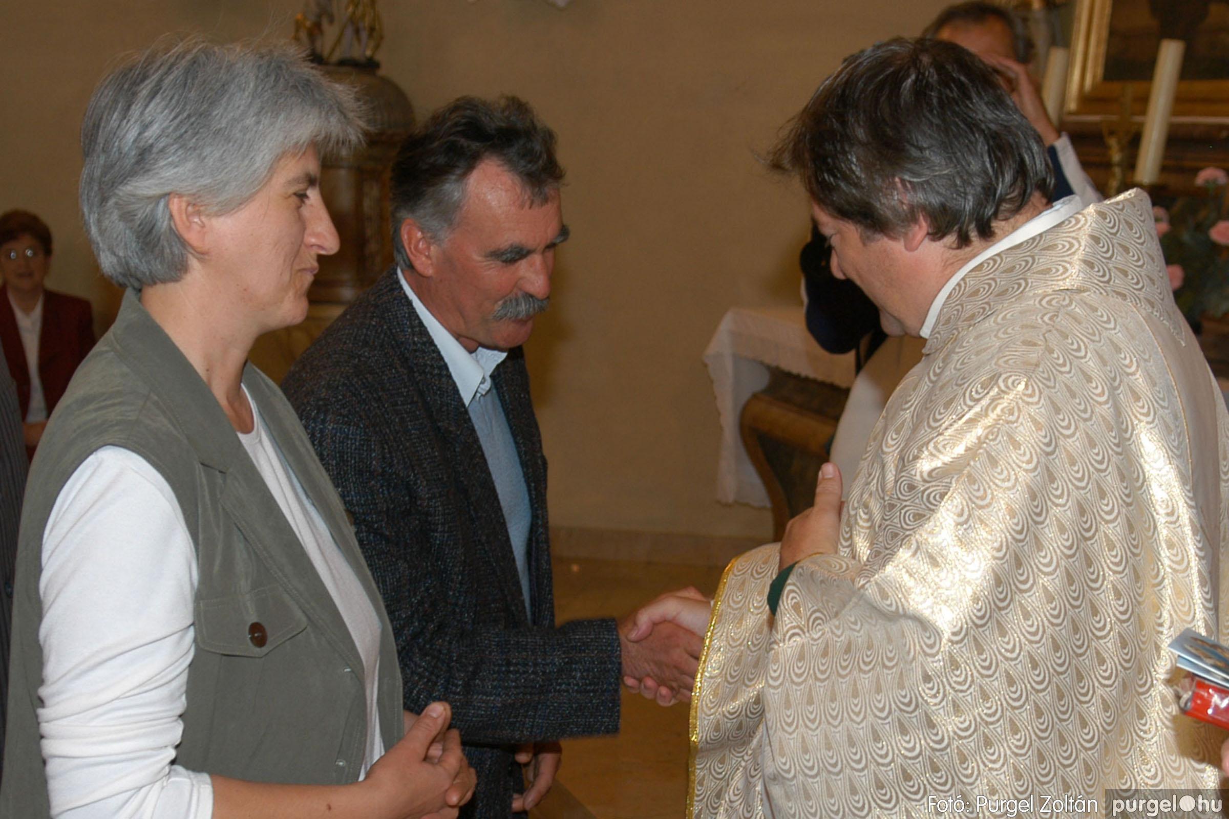 2007.09.30. 123 Kisboldogasszony Templom házassági évfordulók - Fotó:PURGEL ZOLTÁN© DSC_0244q.jpg