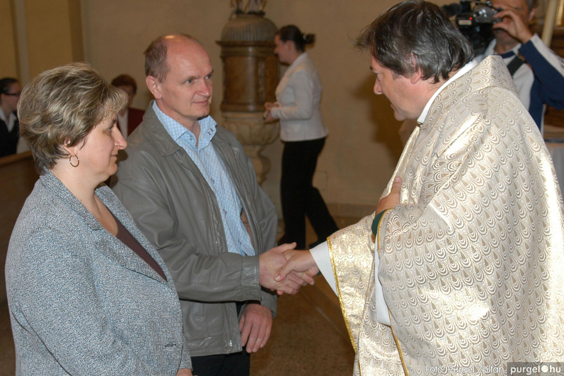 2007.09.30. 119 Kisboldogasszony Templom házassági évfordulók - Fotó:PURGEL ZOLTÁN© DSC_0240q.jpg